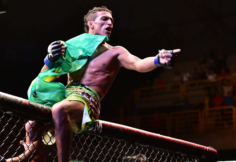 MMA: UFC Fight Night-Lentz vs Oliveira