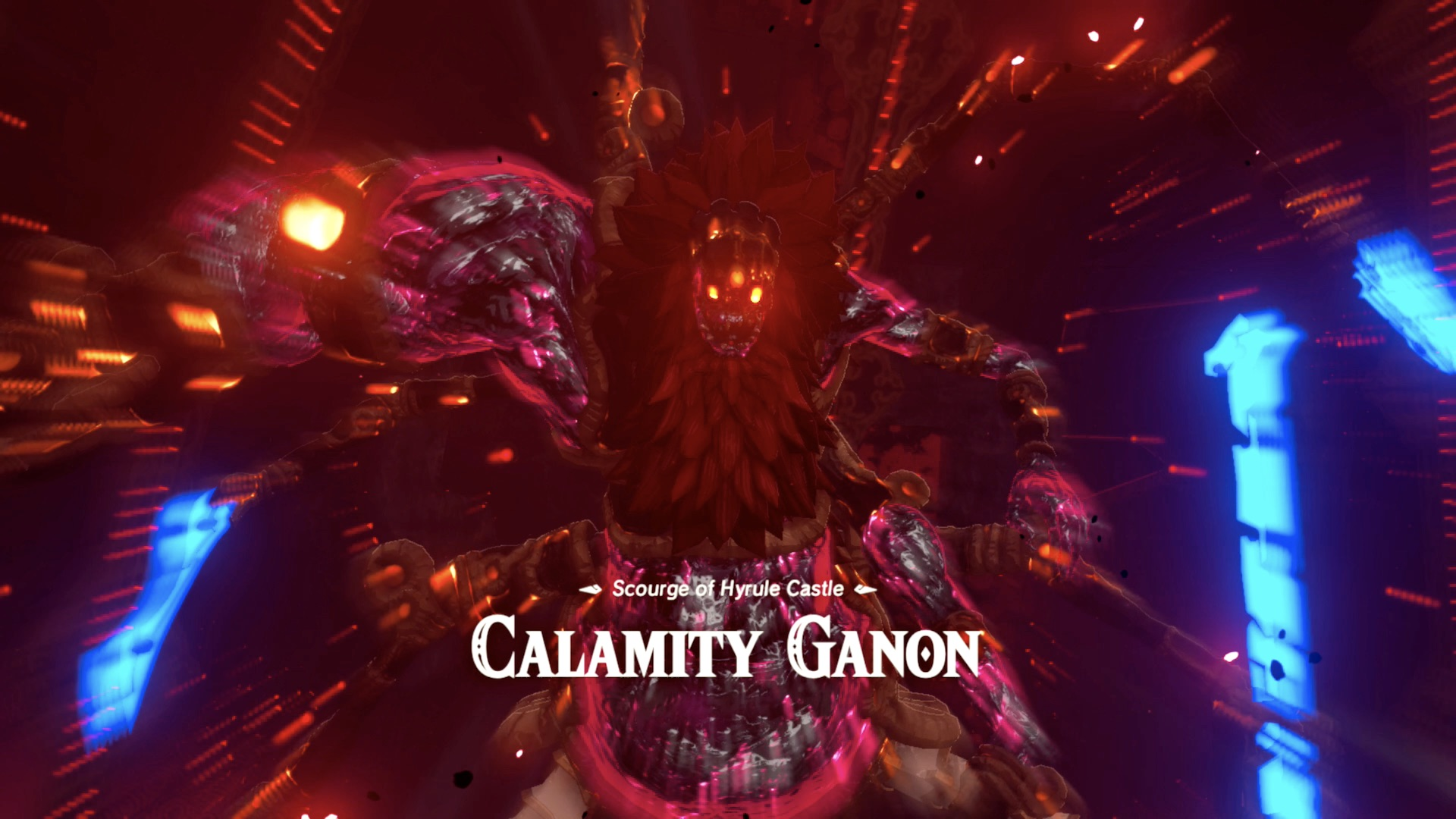 Image result for calamity ganon