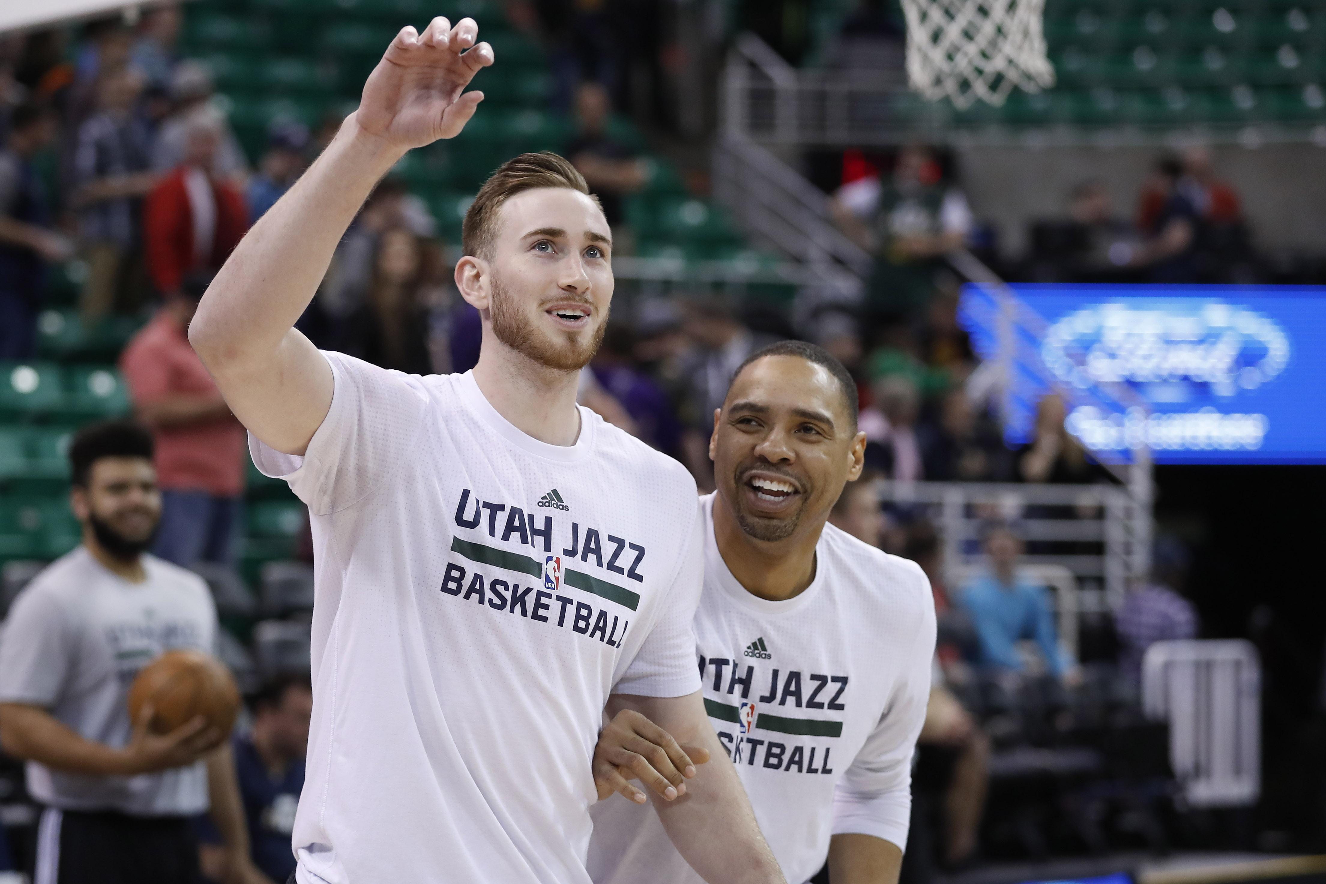 NBA: Minnesota Timberwolves at Utah Jazz