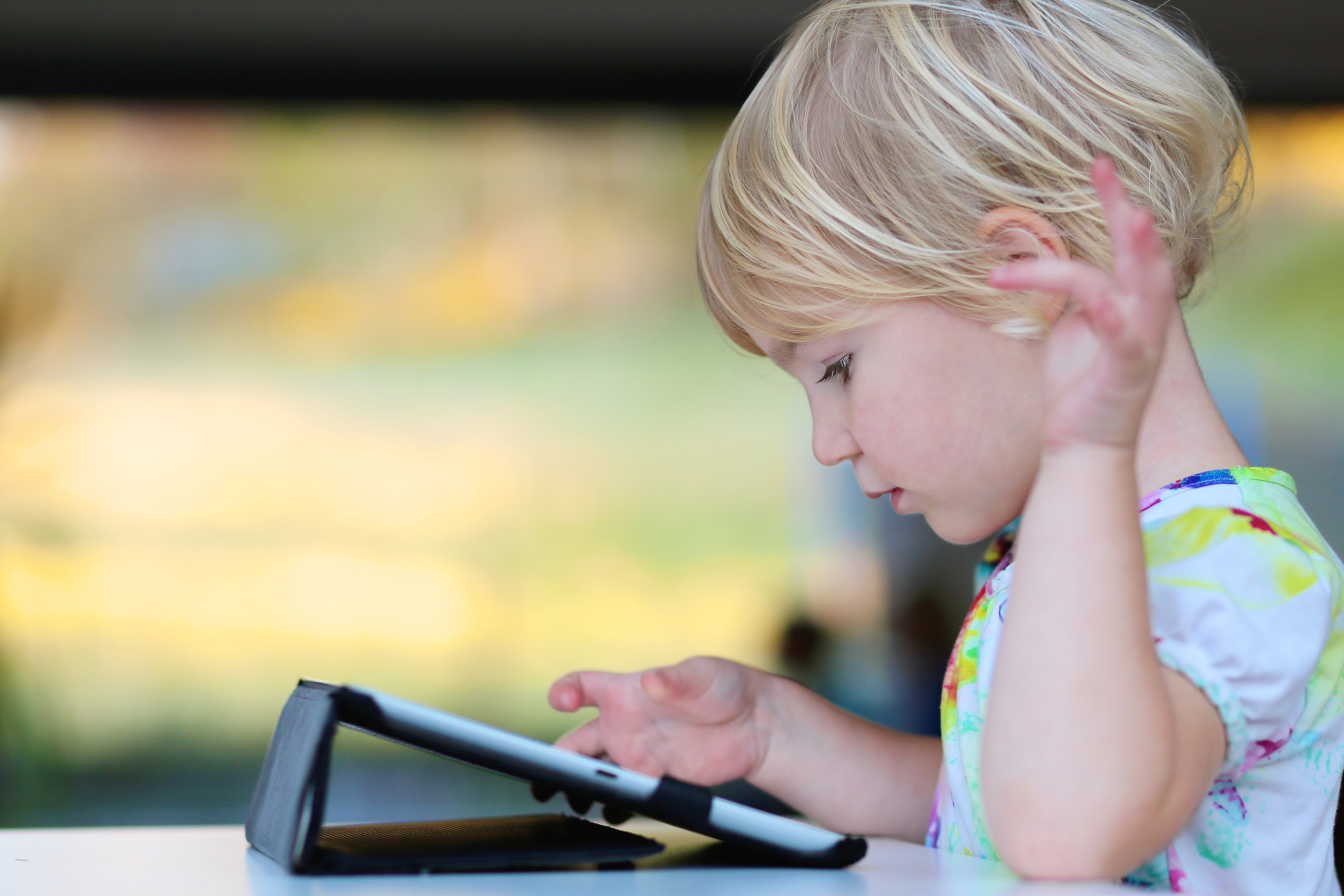 The case for a screen-free childhood