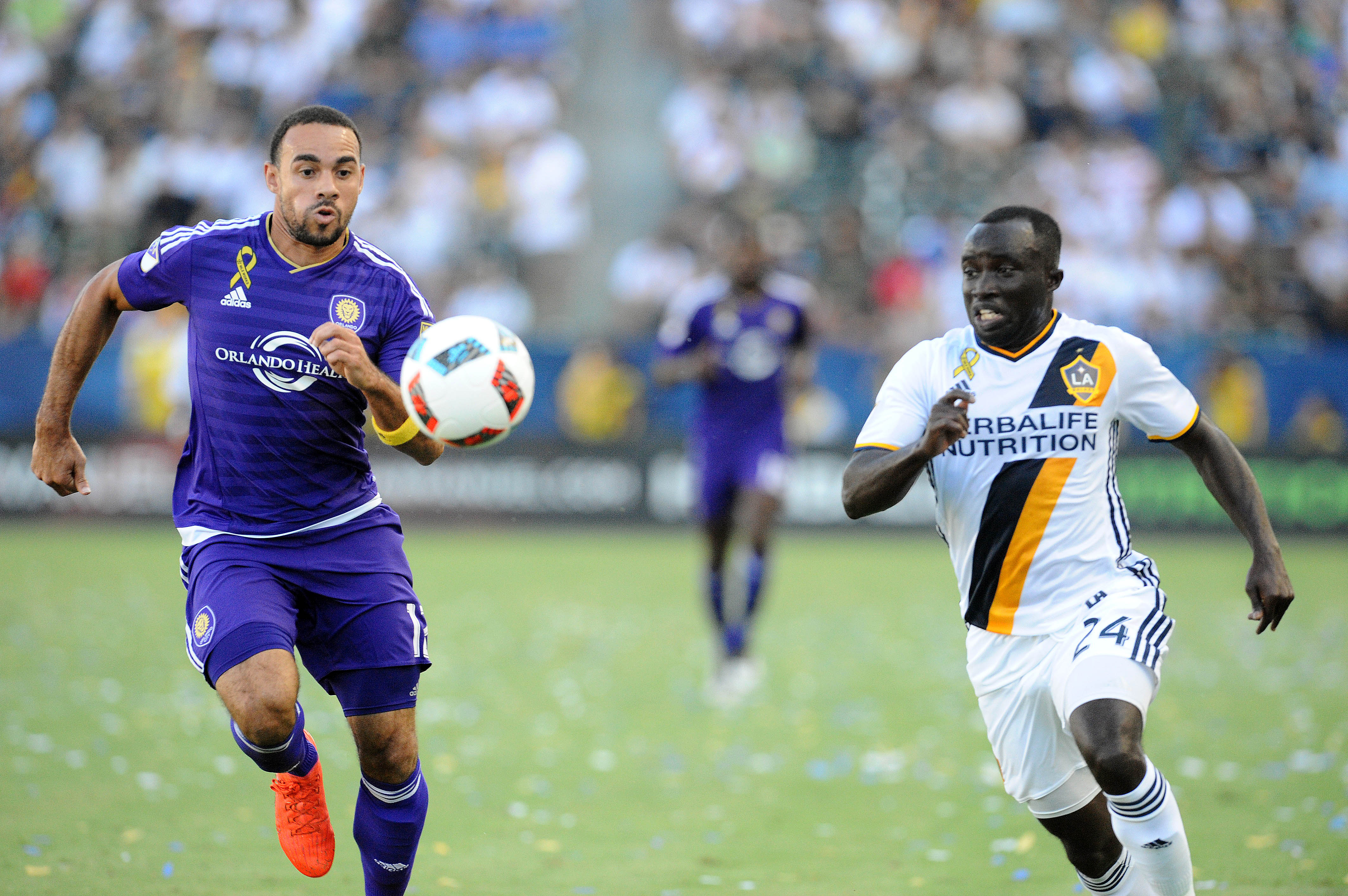 MLS: Orlando City SC at LA Galaxy