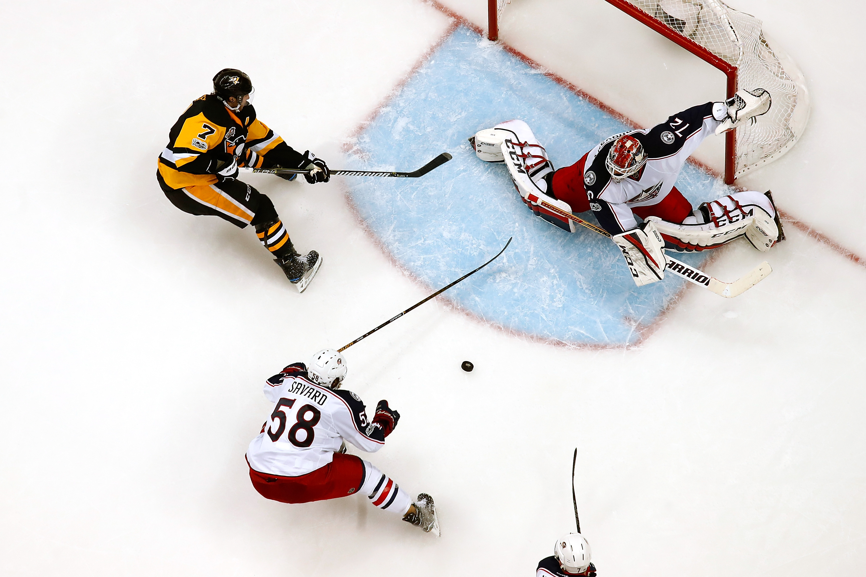 Columbus Blue Jackets v Pittsburgh Penguins - Game Two