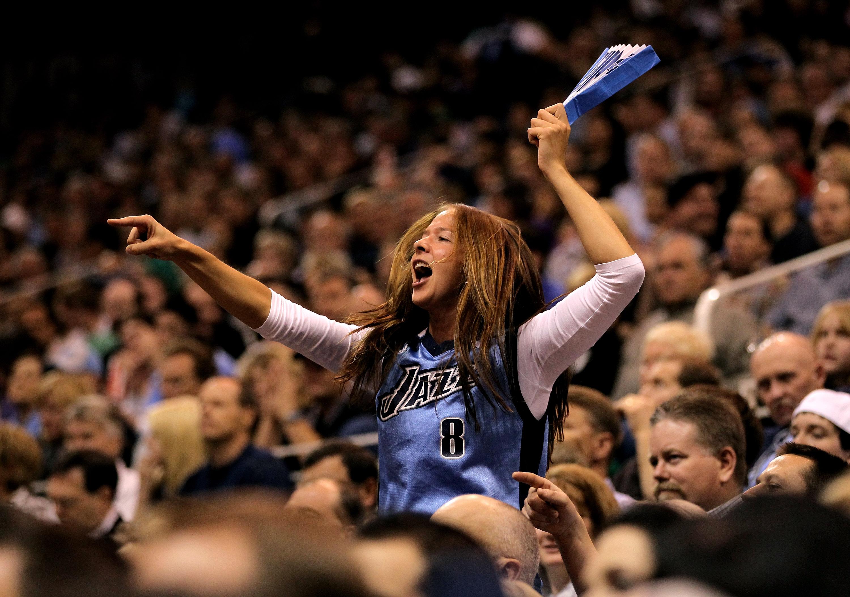 Denver Nuggets v Utah Jazz, Game 6
