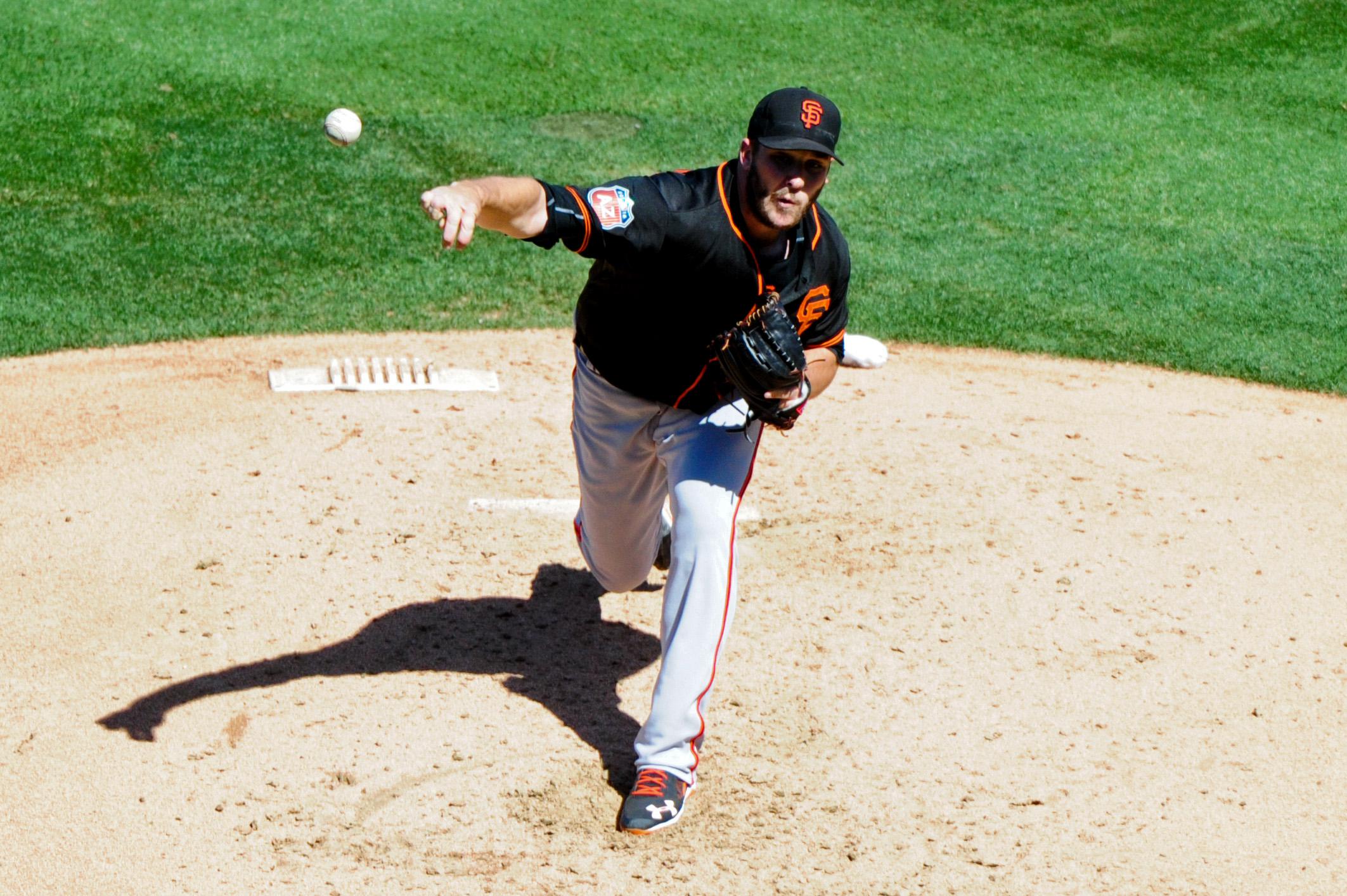 MLB: Spring Training-San Francisco Giants at Colorado Rockies