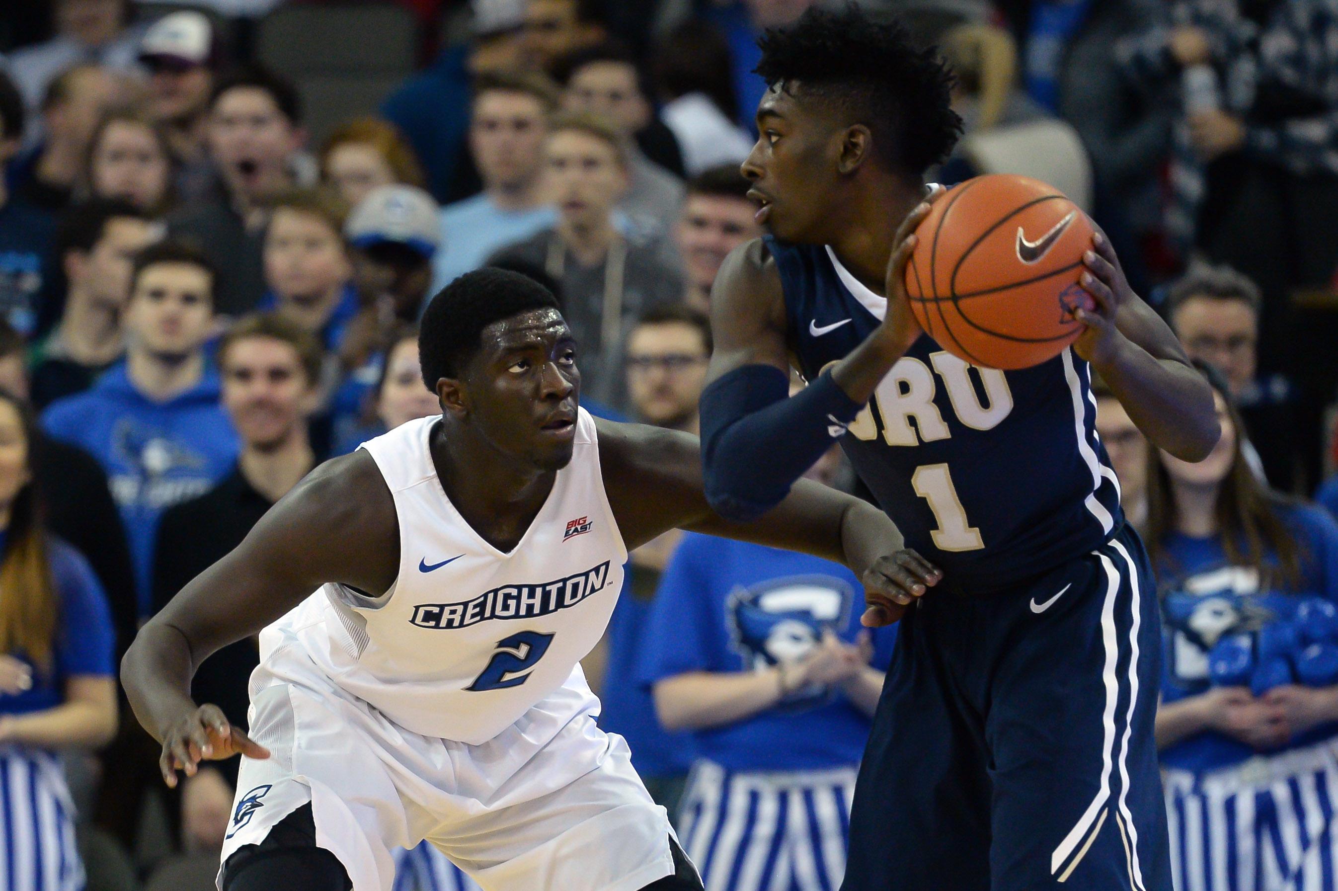 NCAA Basketball: Oral Roberts at Creighton