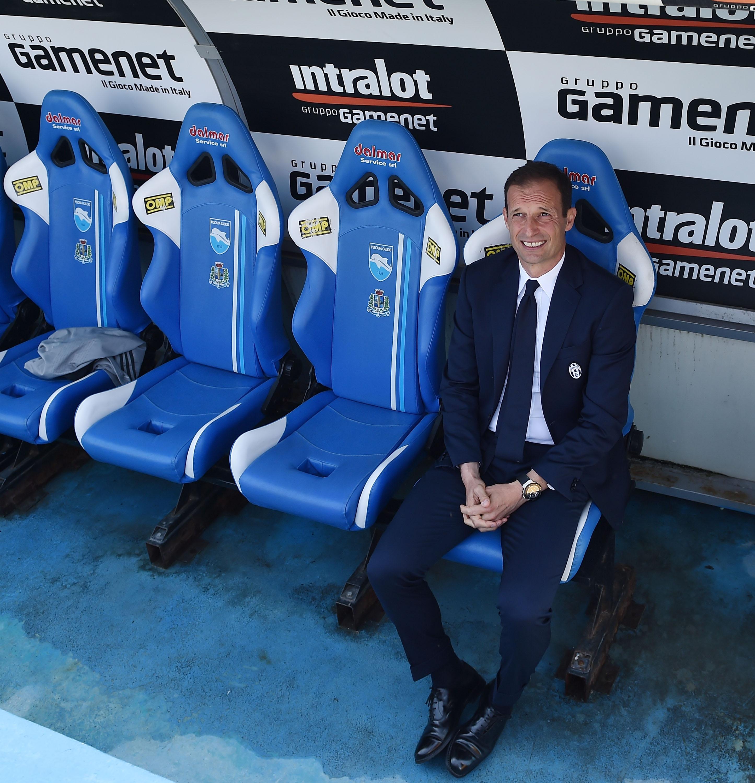 Pescara Calcio v Juventus FC - Serie A