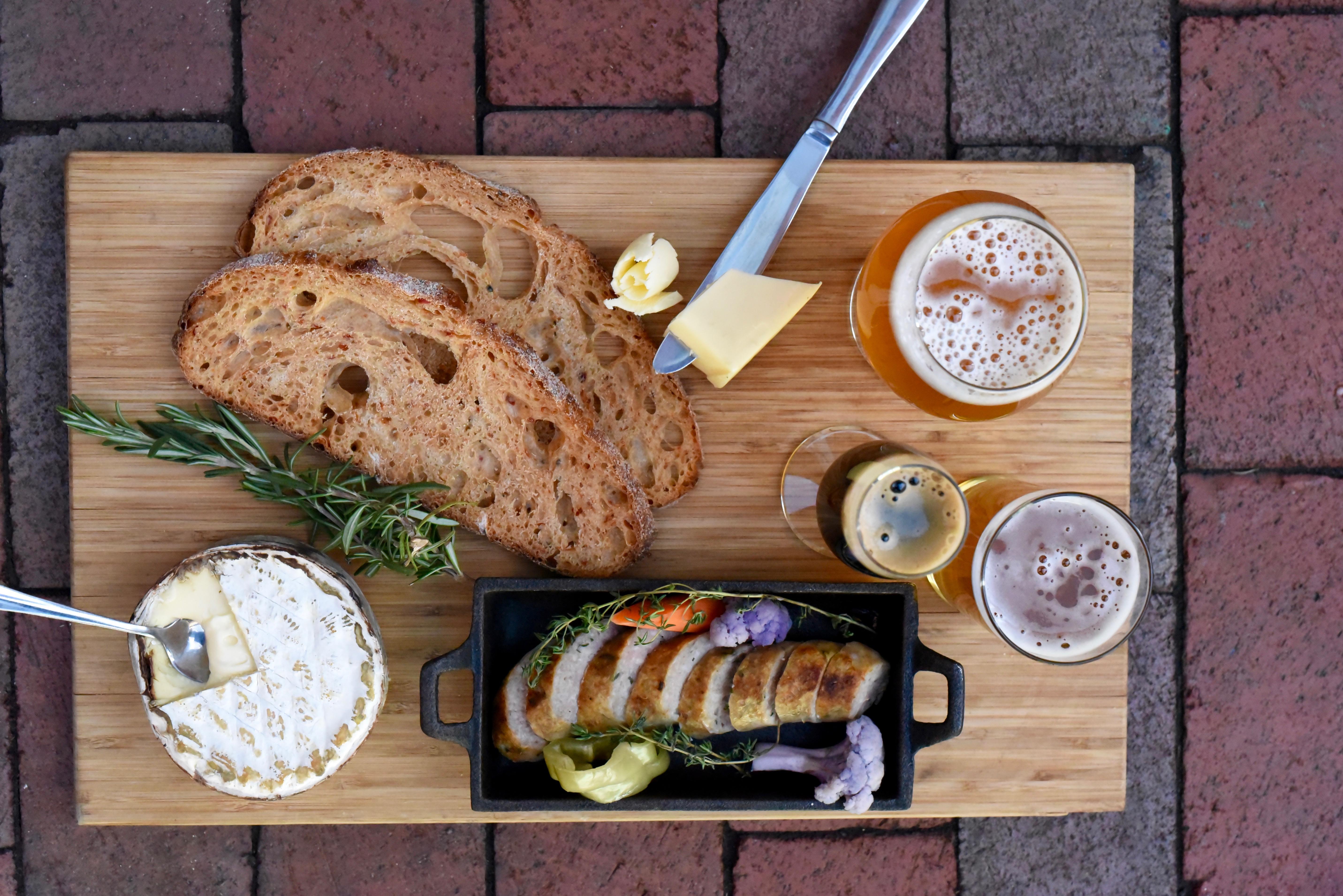 Brato Brewhouse food photo