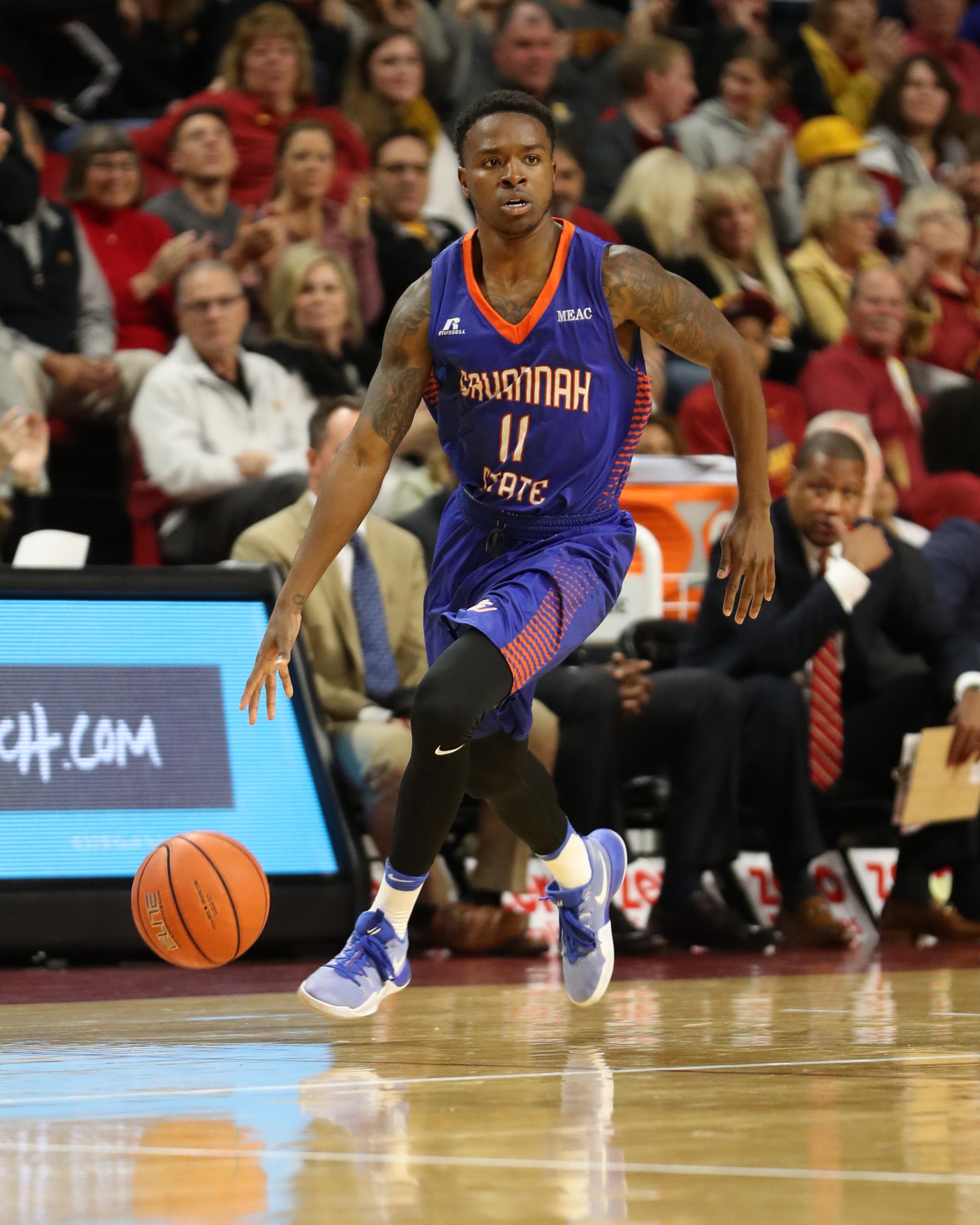 NCAA Basketball: Savannah State at Iowa State