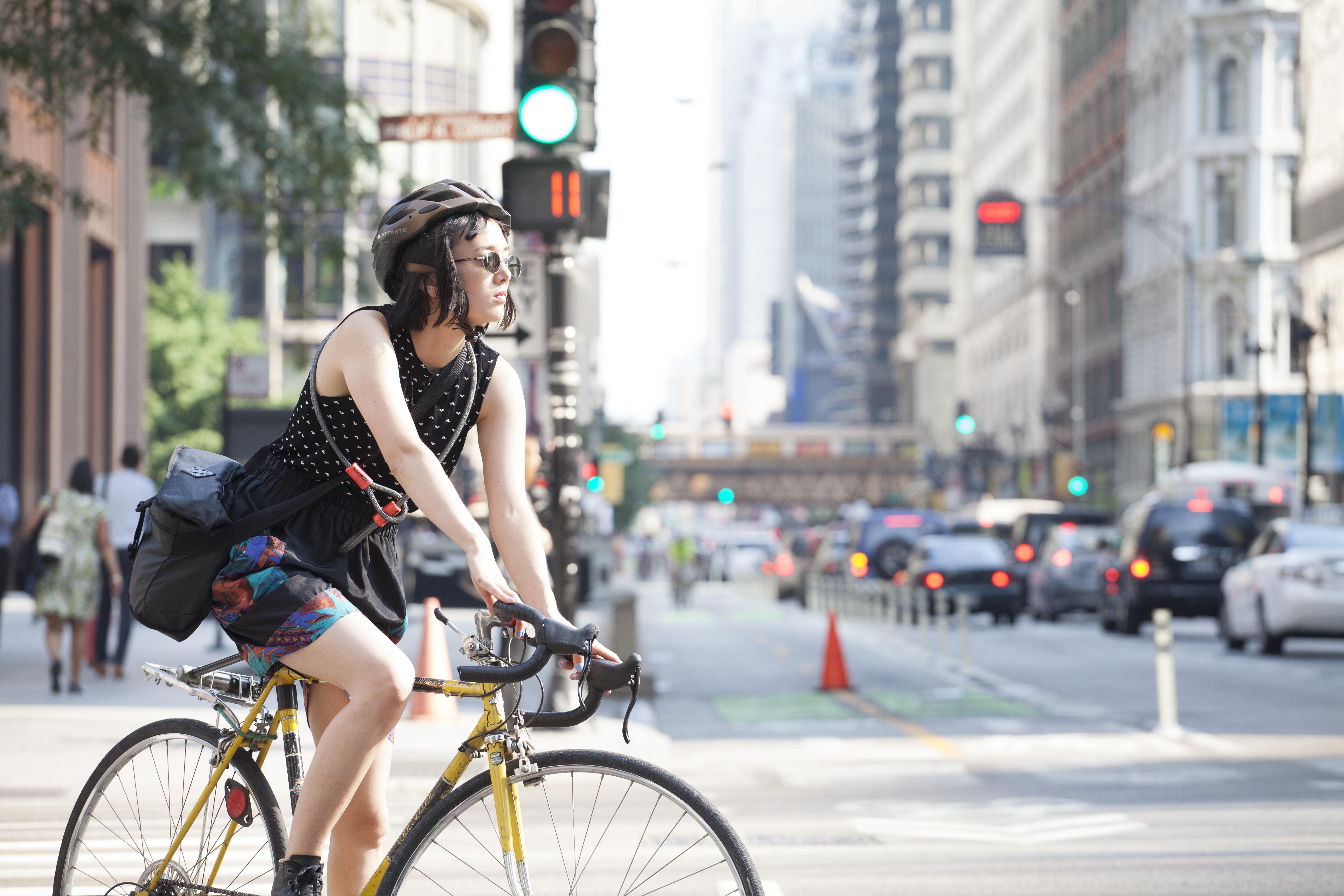 Cycling success: 10 U.S. cities pushing biking forward
