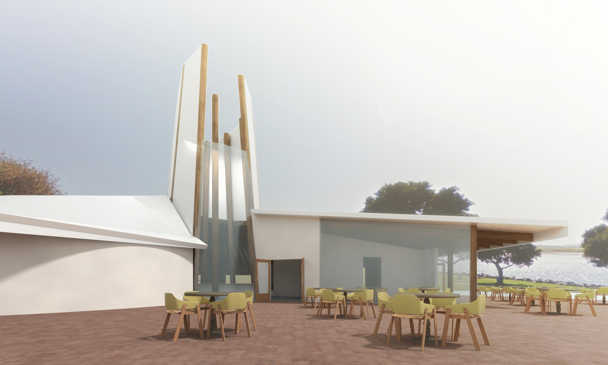 More Details Emerge About Mission Bay's New Waterfront Eatery