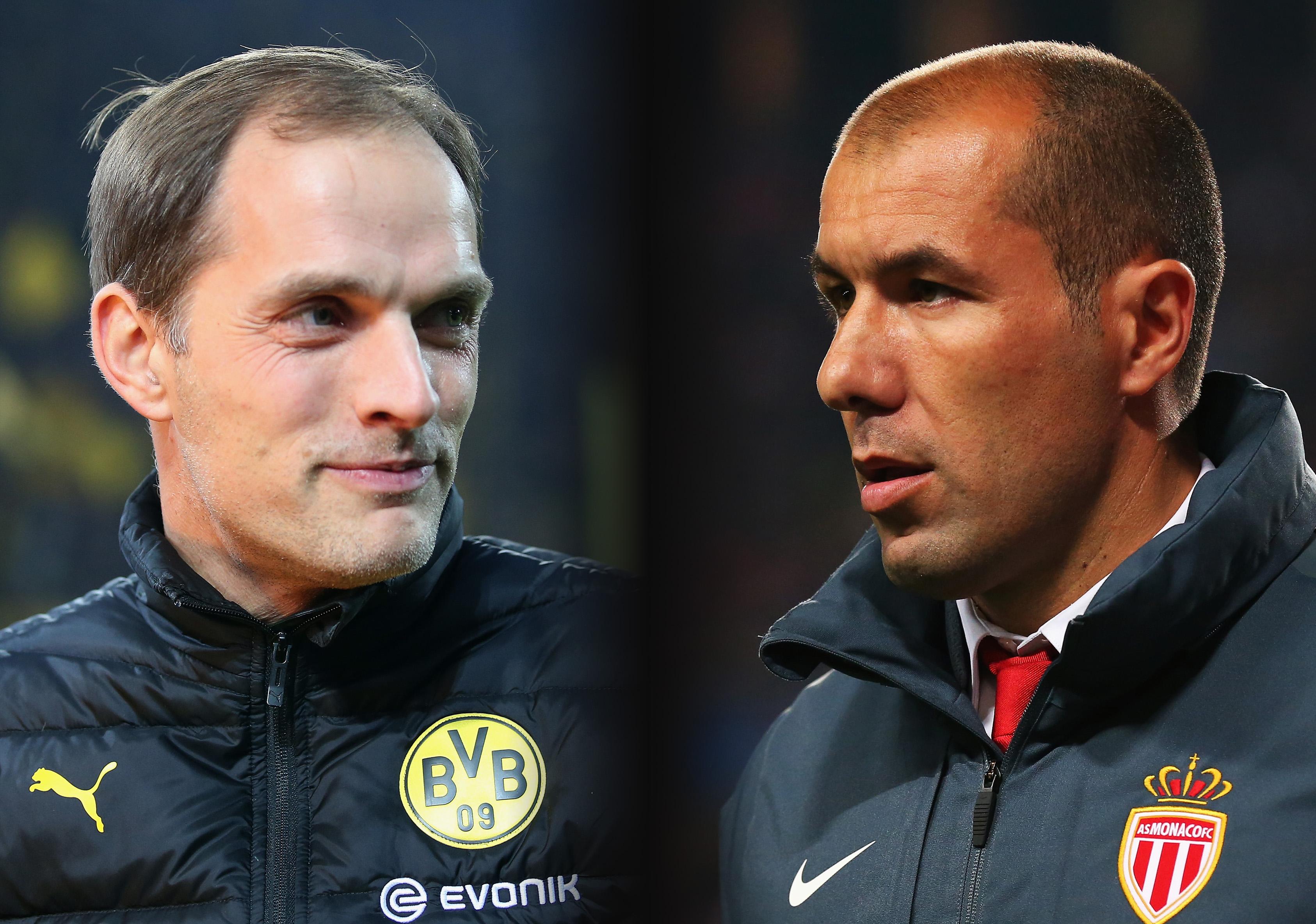 Borussia Dortmund v Monaco - UEFA Champions League Quarter-Final