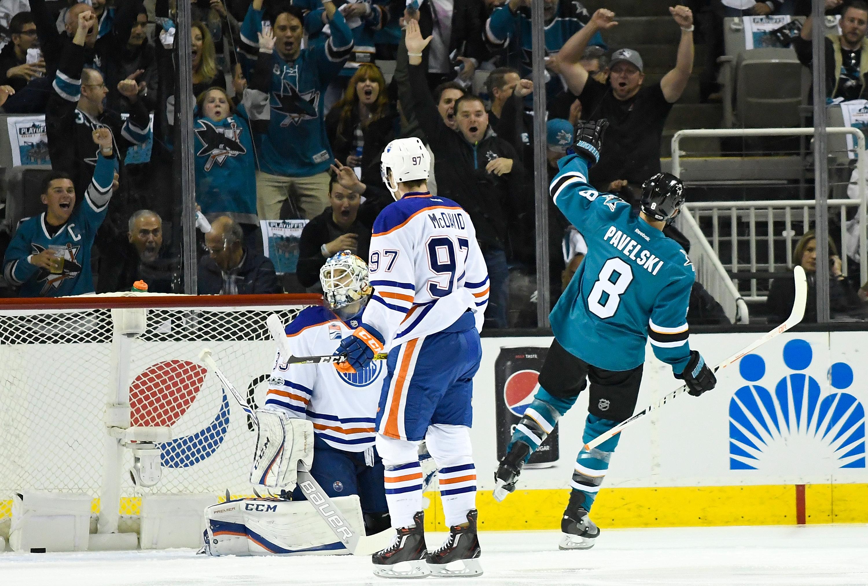 Edmonton Oilers v San Jose Sharks - Game Four