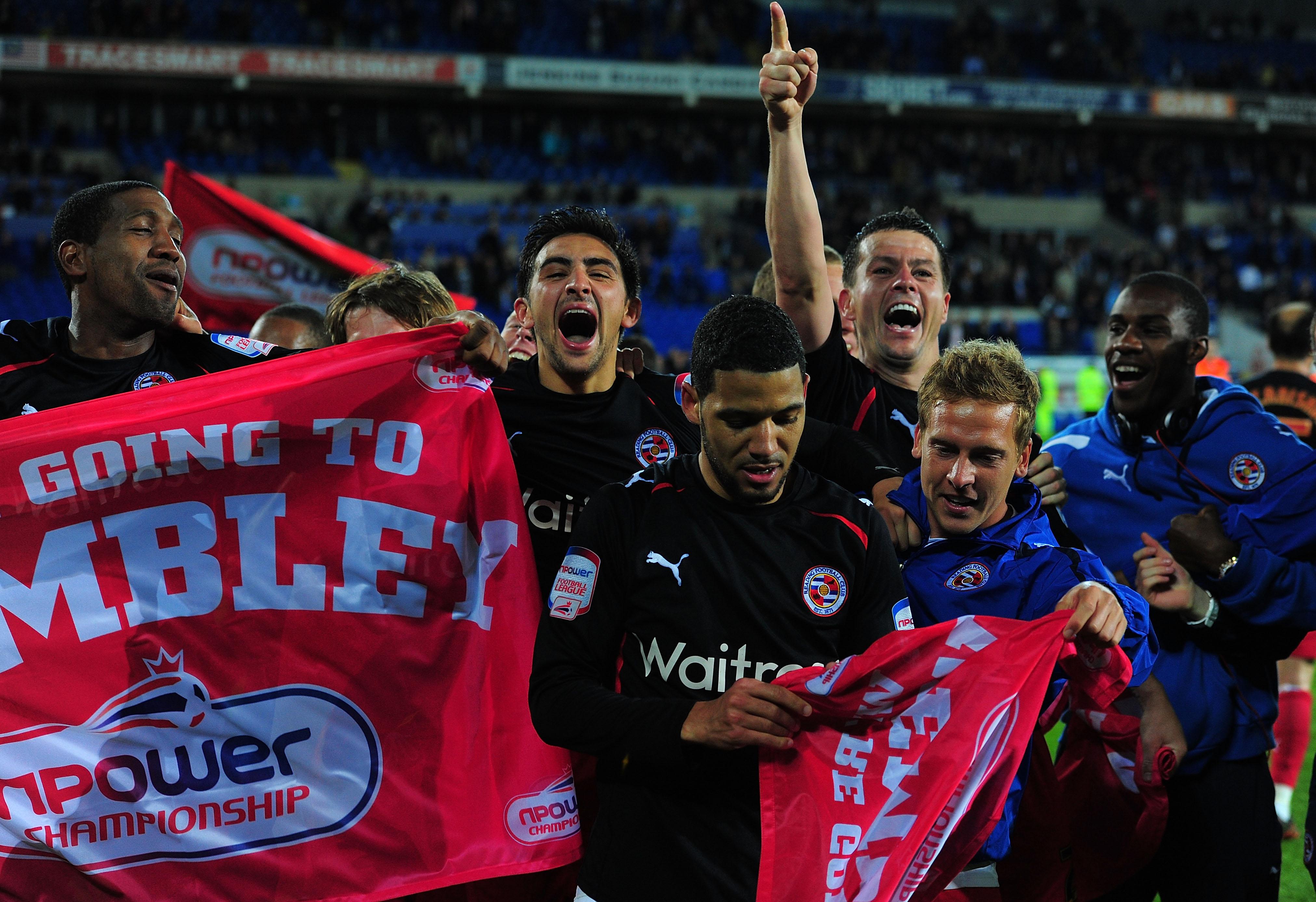 Cardiff City v Reading - npower Championship Play Off Semi Final Second Leg