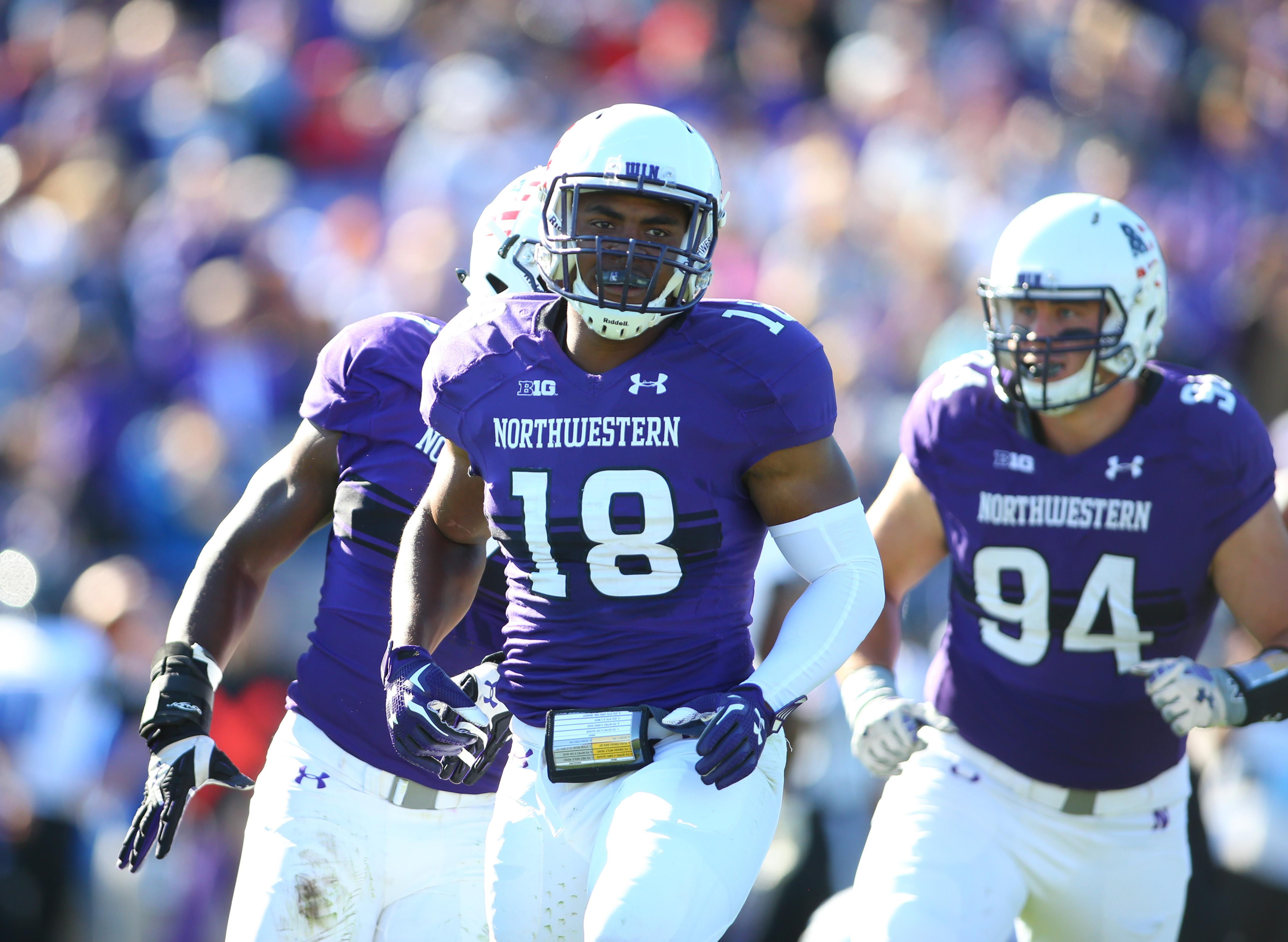 NCAA Football: Eastern Illinois at Northwestern