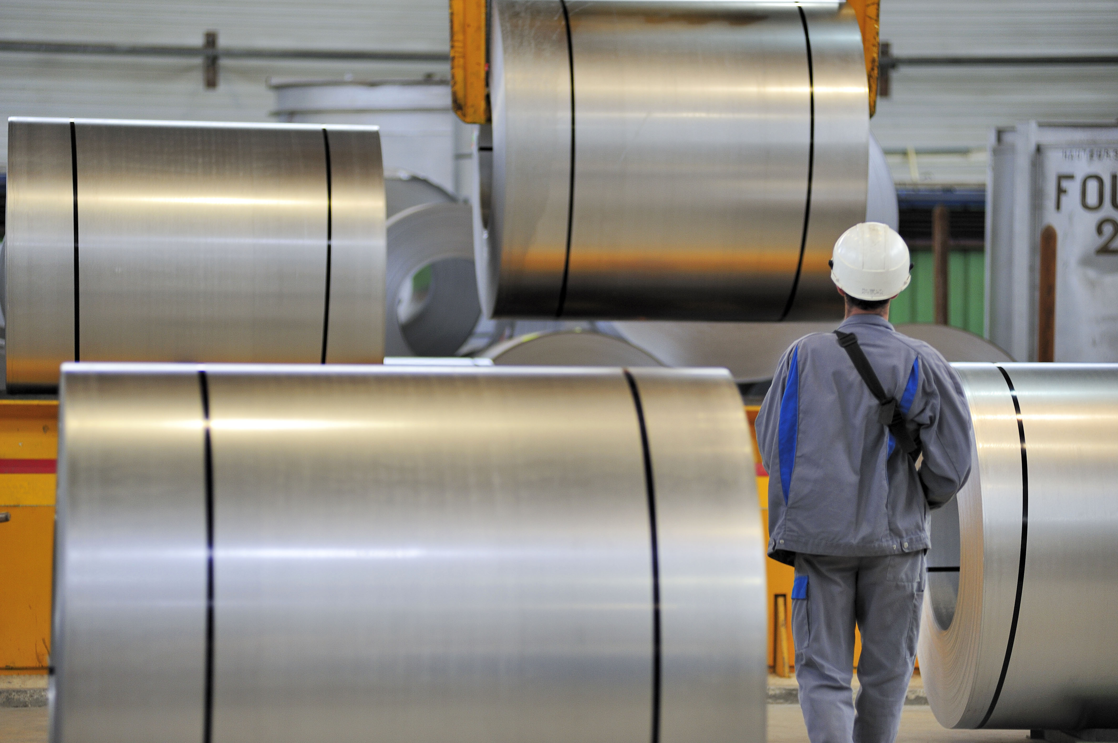 Trump's doomed plan to bring back steel jobs