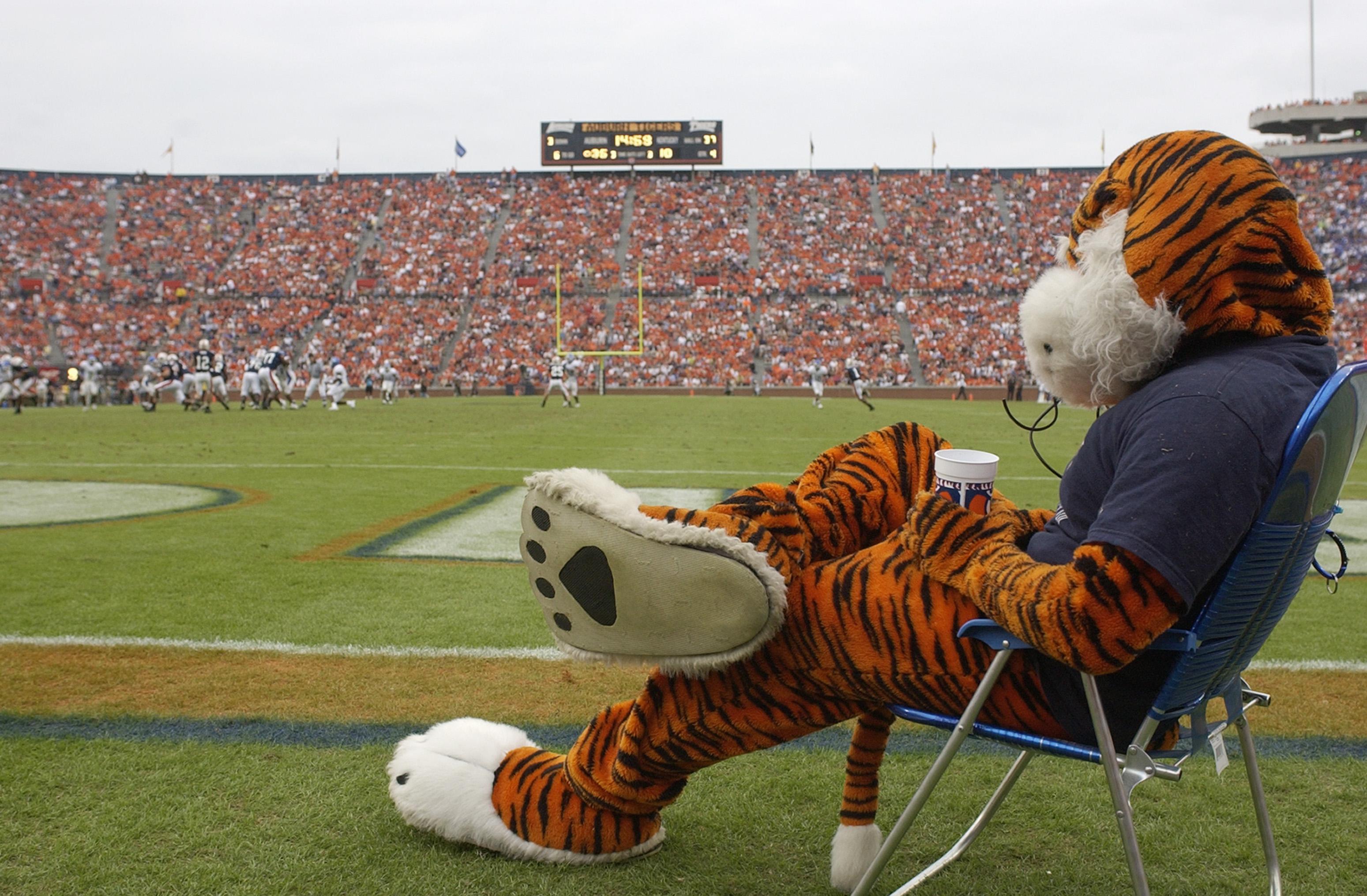 Kentucky Wildcats v Auburn Tigers