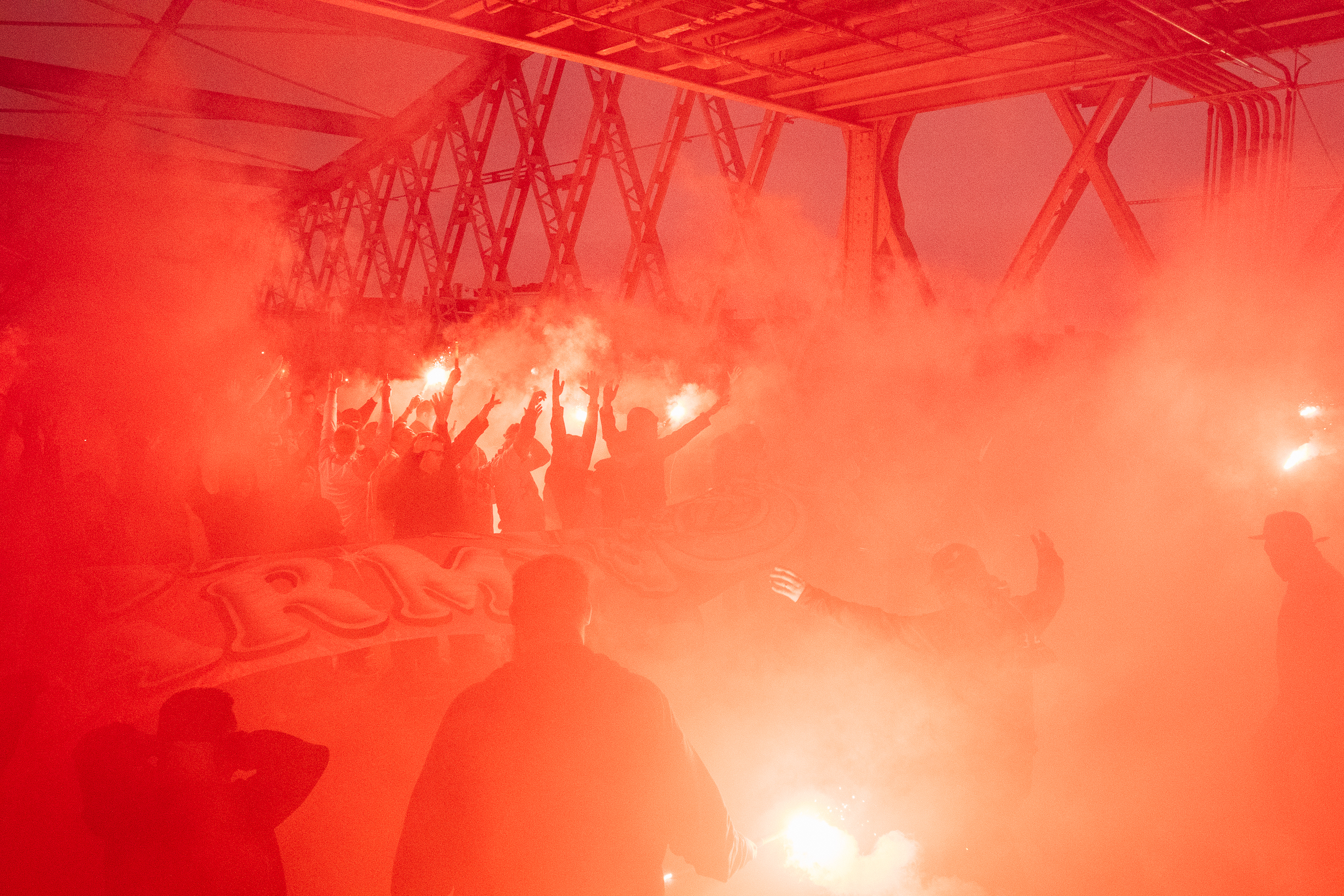 New York Red Bulls on game day; April 15, 2017