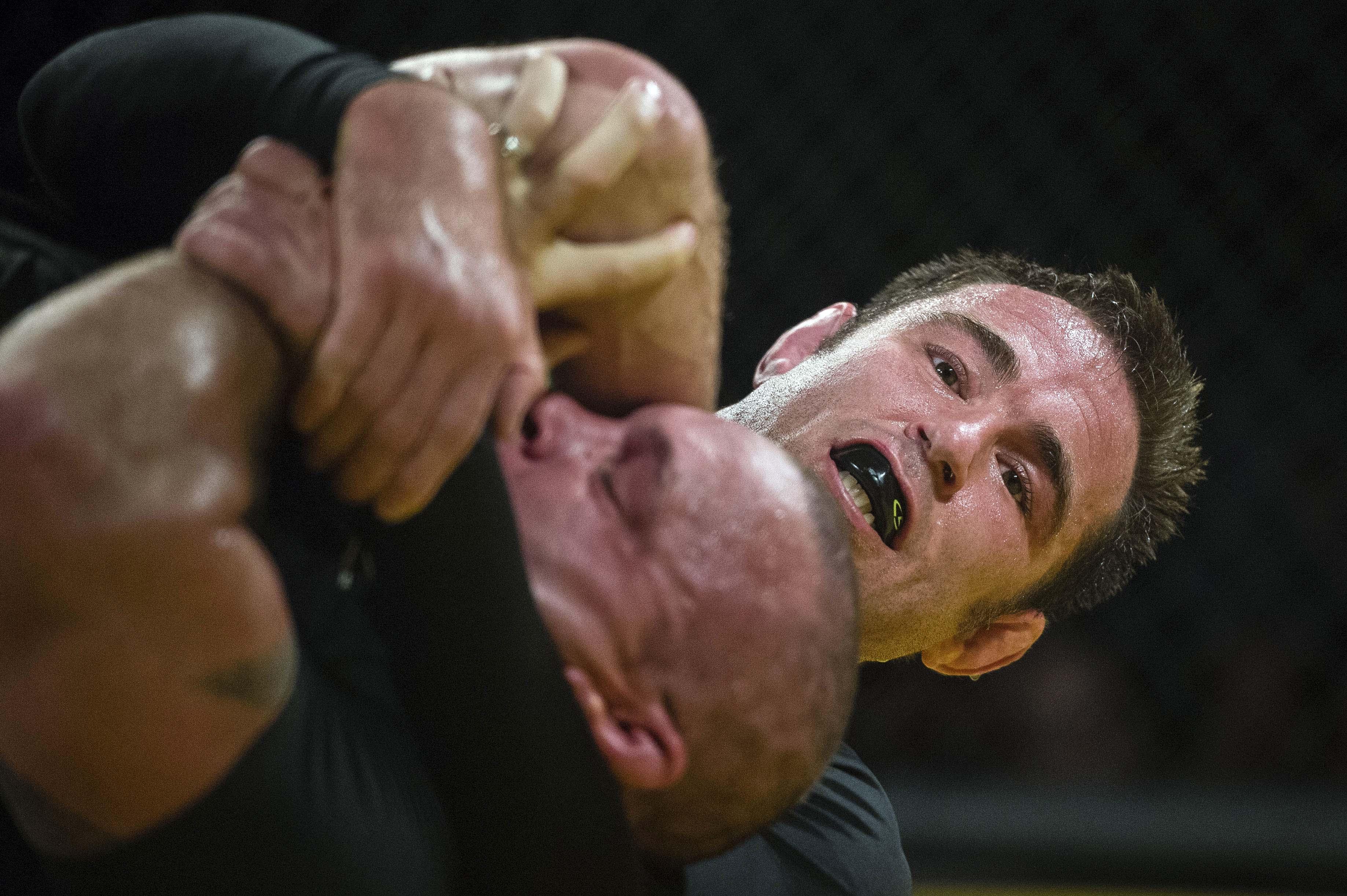 MMA: Chael Sonnen Presents Submission Underground 1