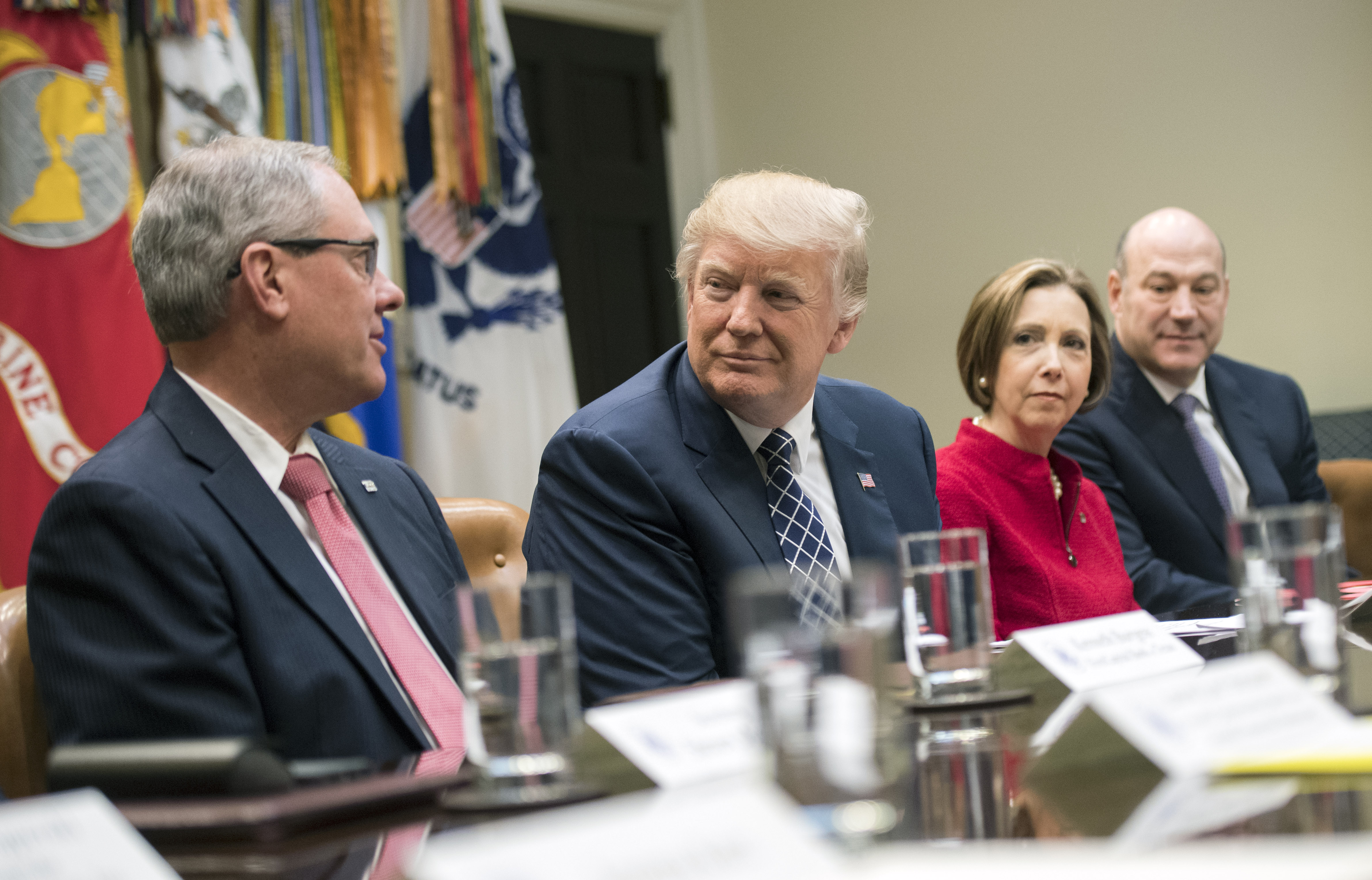 Today's executive orders are the nail in the coffin of Trump's economic populism