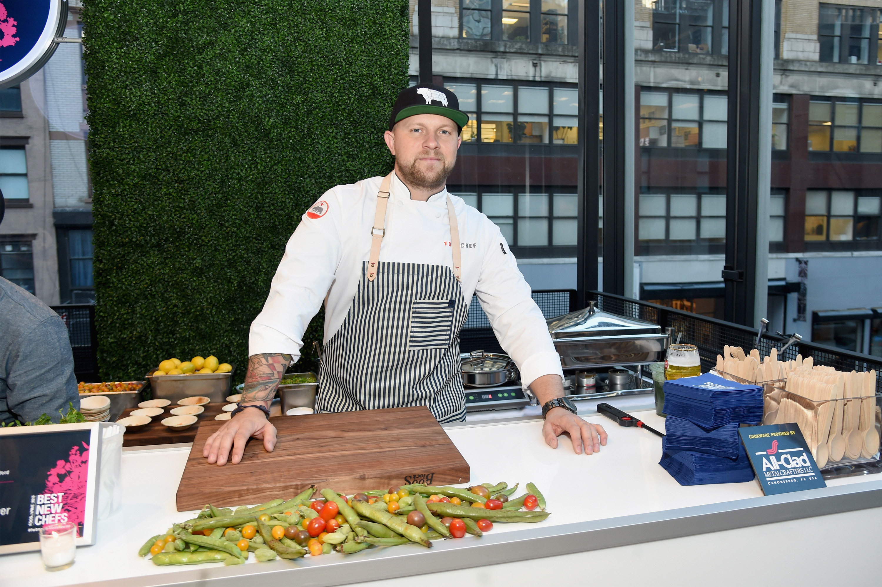 FOOD & WINE Best New Chefs 2016 Event