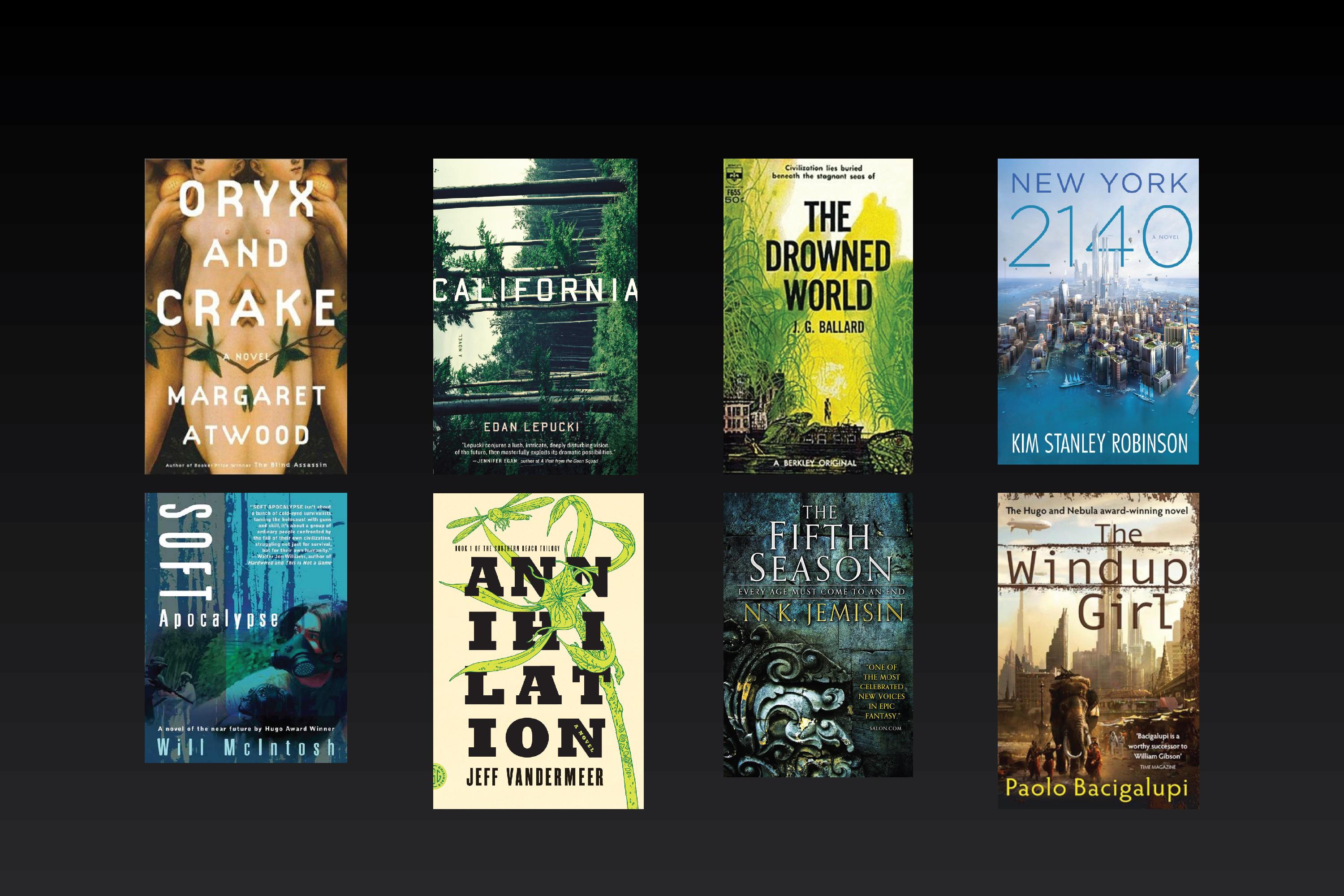 14 sci-fi books about climate change's worst case scenarios - The Verge