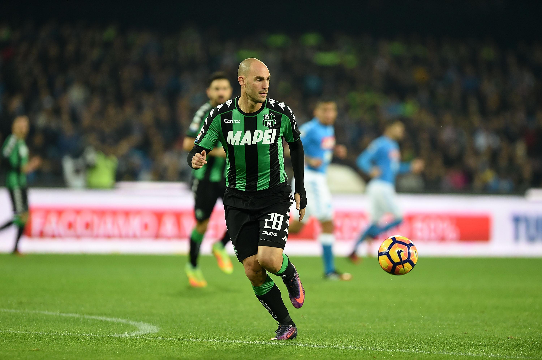 SSC Napoli v US Sassuolo - Serie A