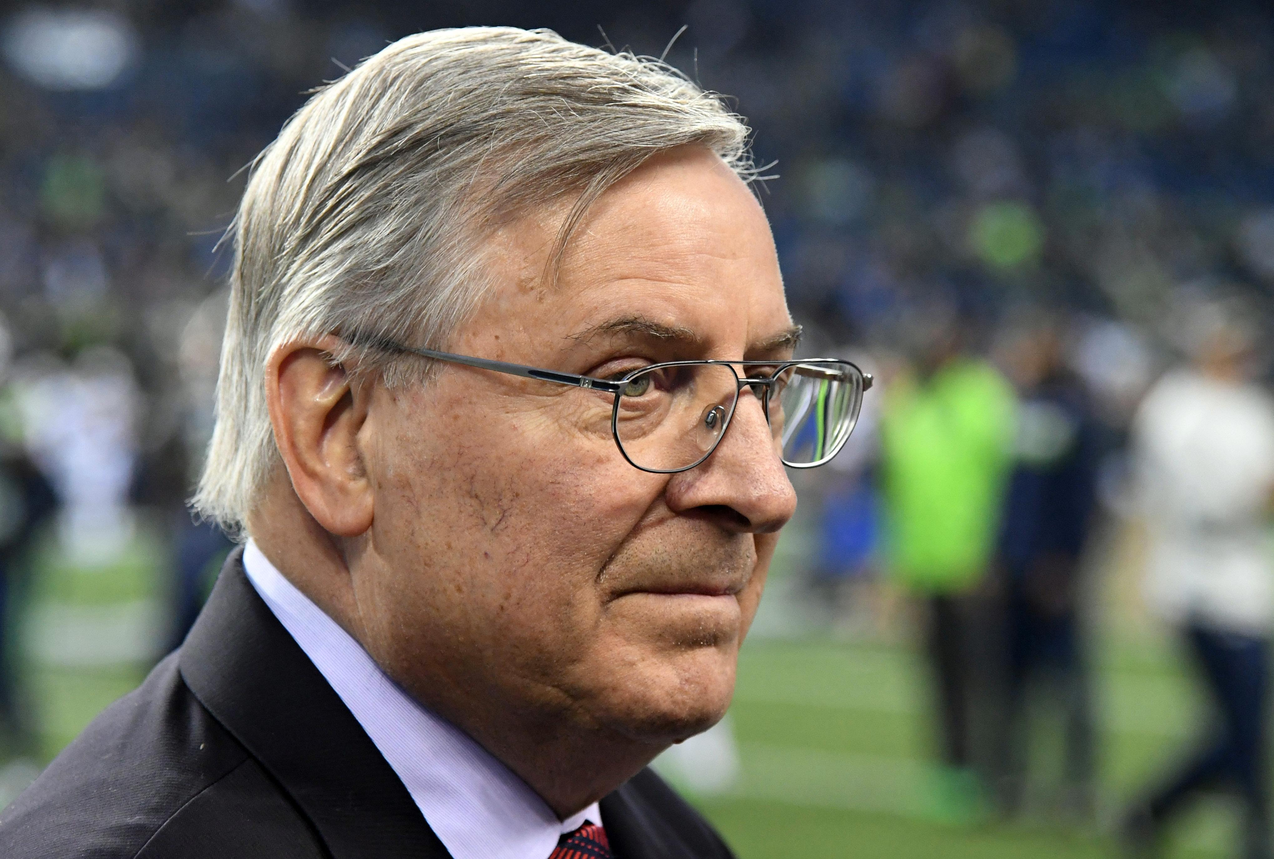 NFL: Buffalo Bills at Seattle Seahawks
