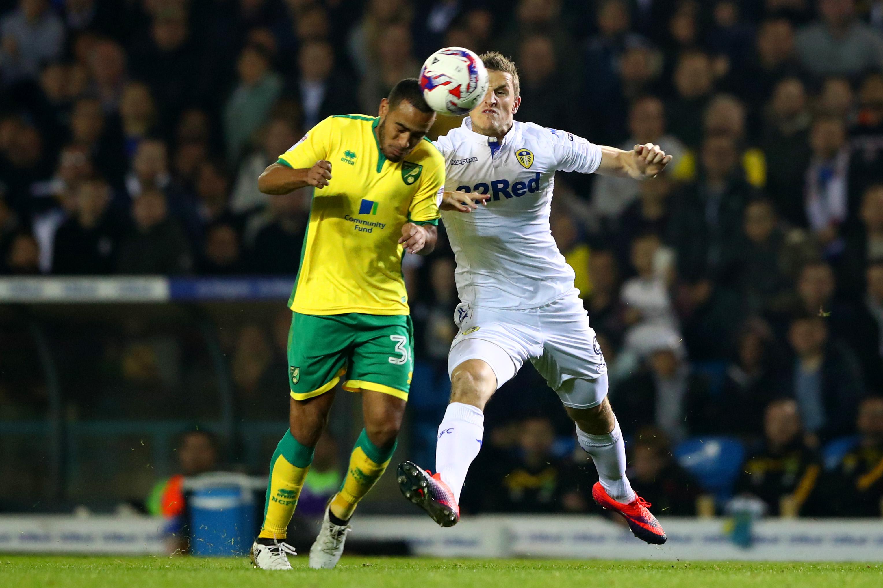 Leeds United v Norwich City - EFL Cup Fourth Round