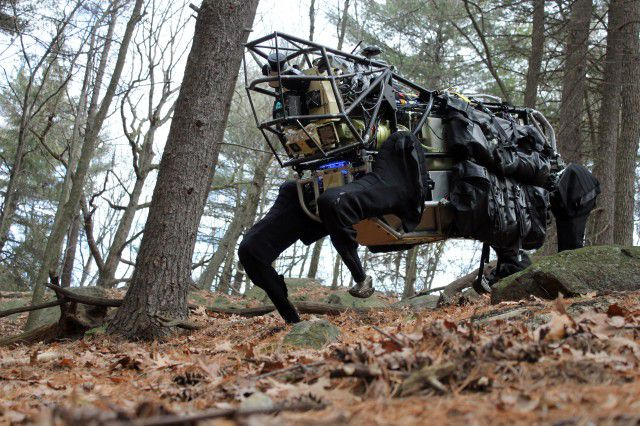Boston Dynamics has been using its robot 'dog' to deliver packages in Boston