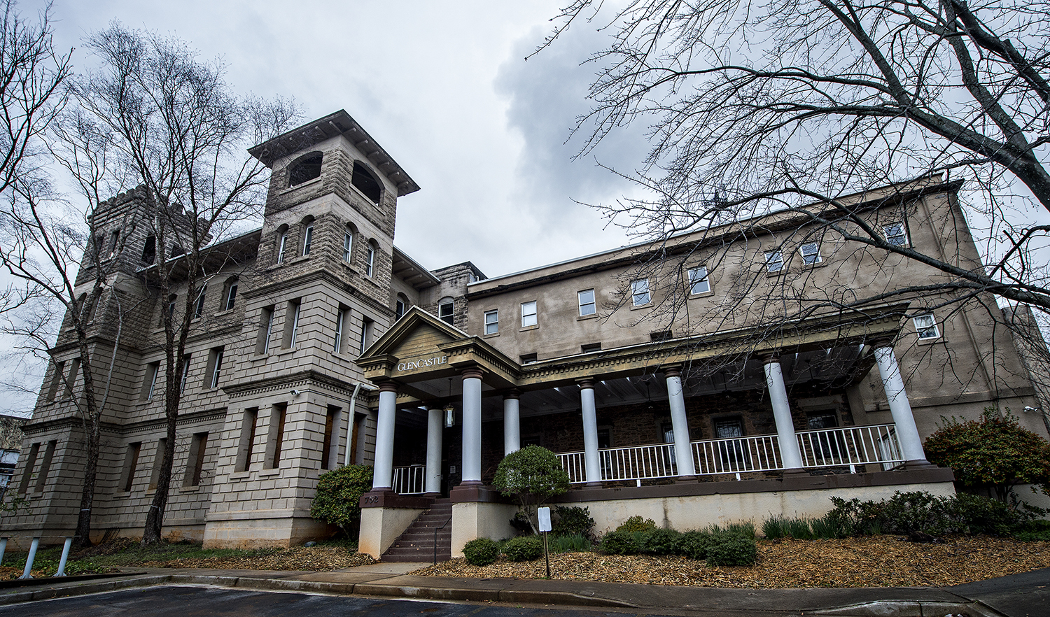 Photos Touring Grant Parks Spooky Atlanta Stockade Before Redevelopment