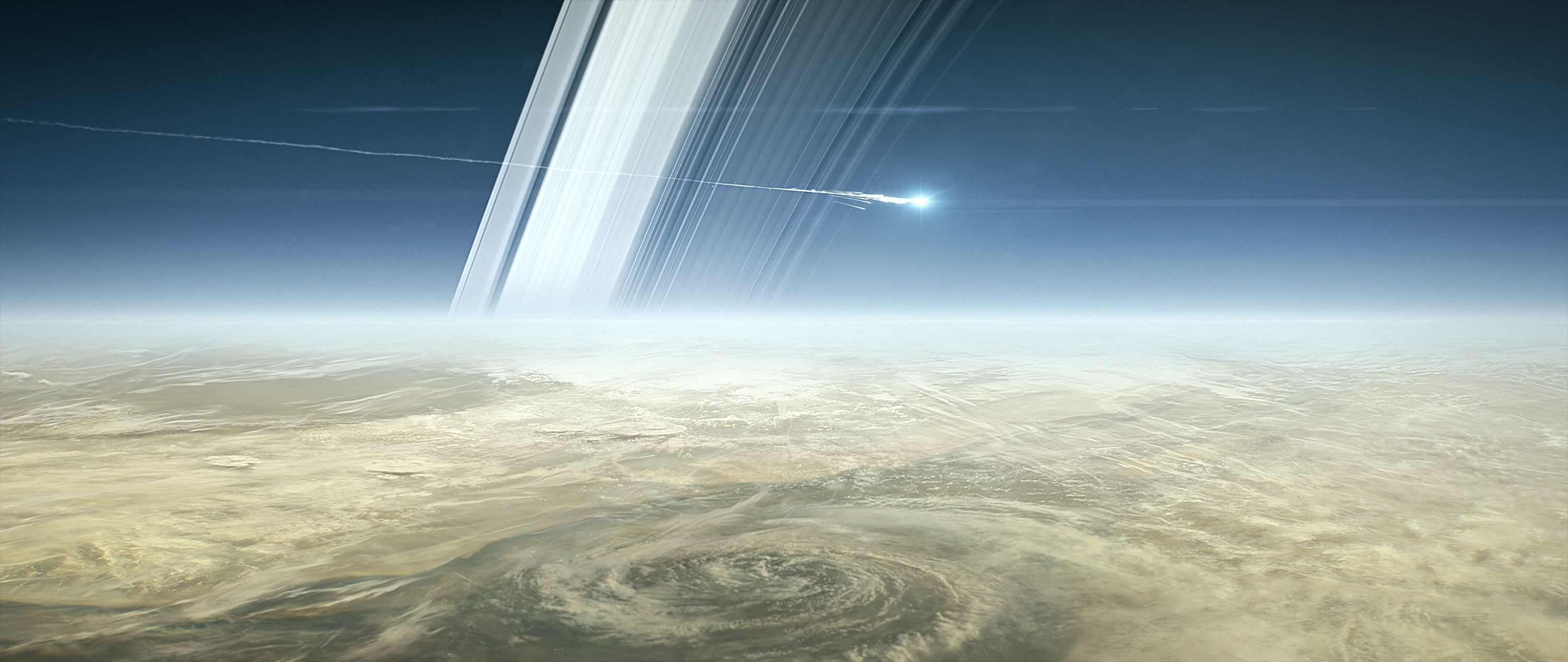 The Cassini spacecraft's dive in between Saturn's rings, explained