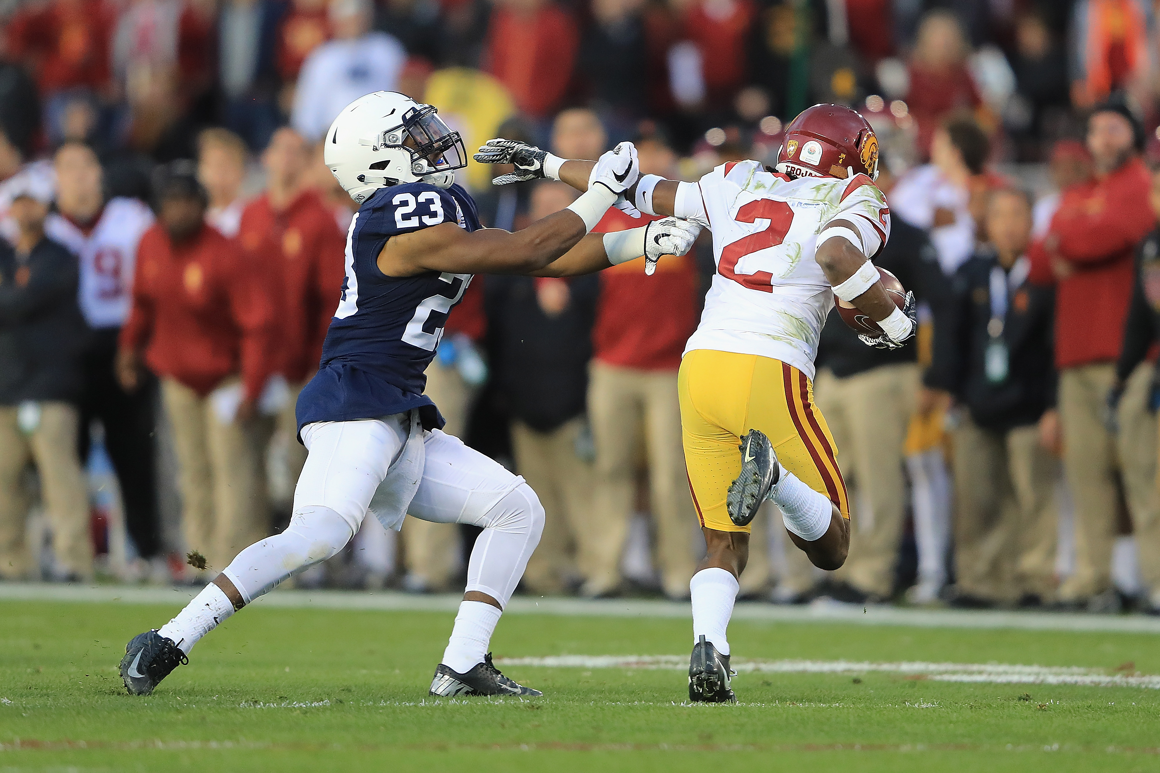 Rose Bowl Game presented by Northwestern Mutual - USC v Penn State