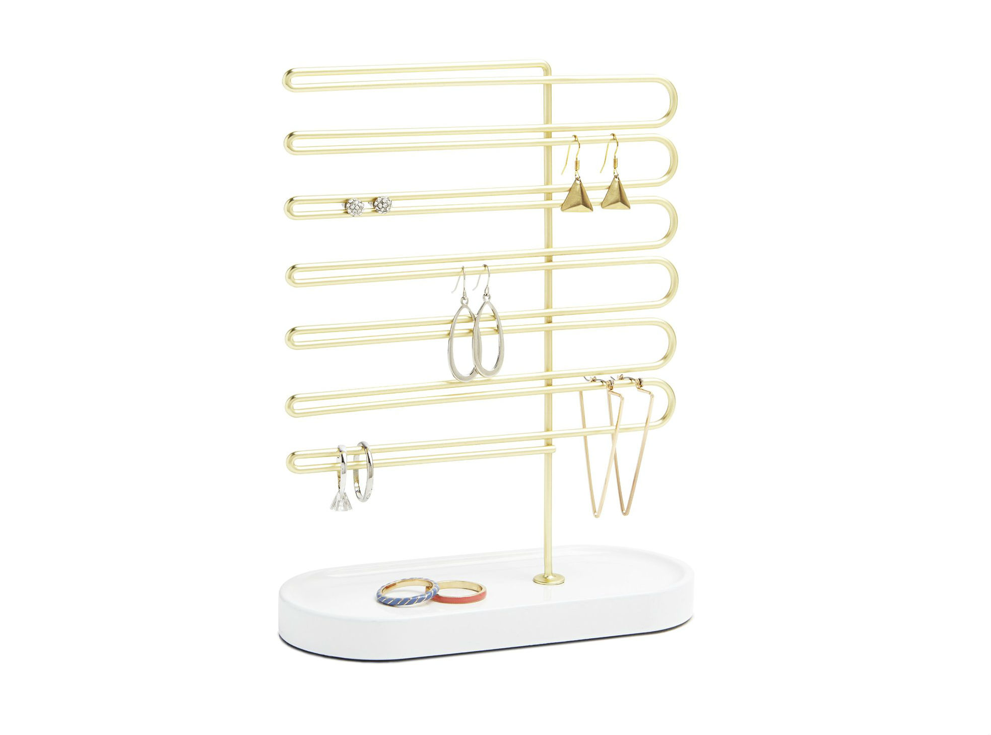 The Easiest Way to Organize Your Earrings