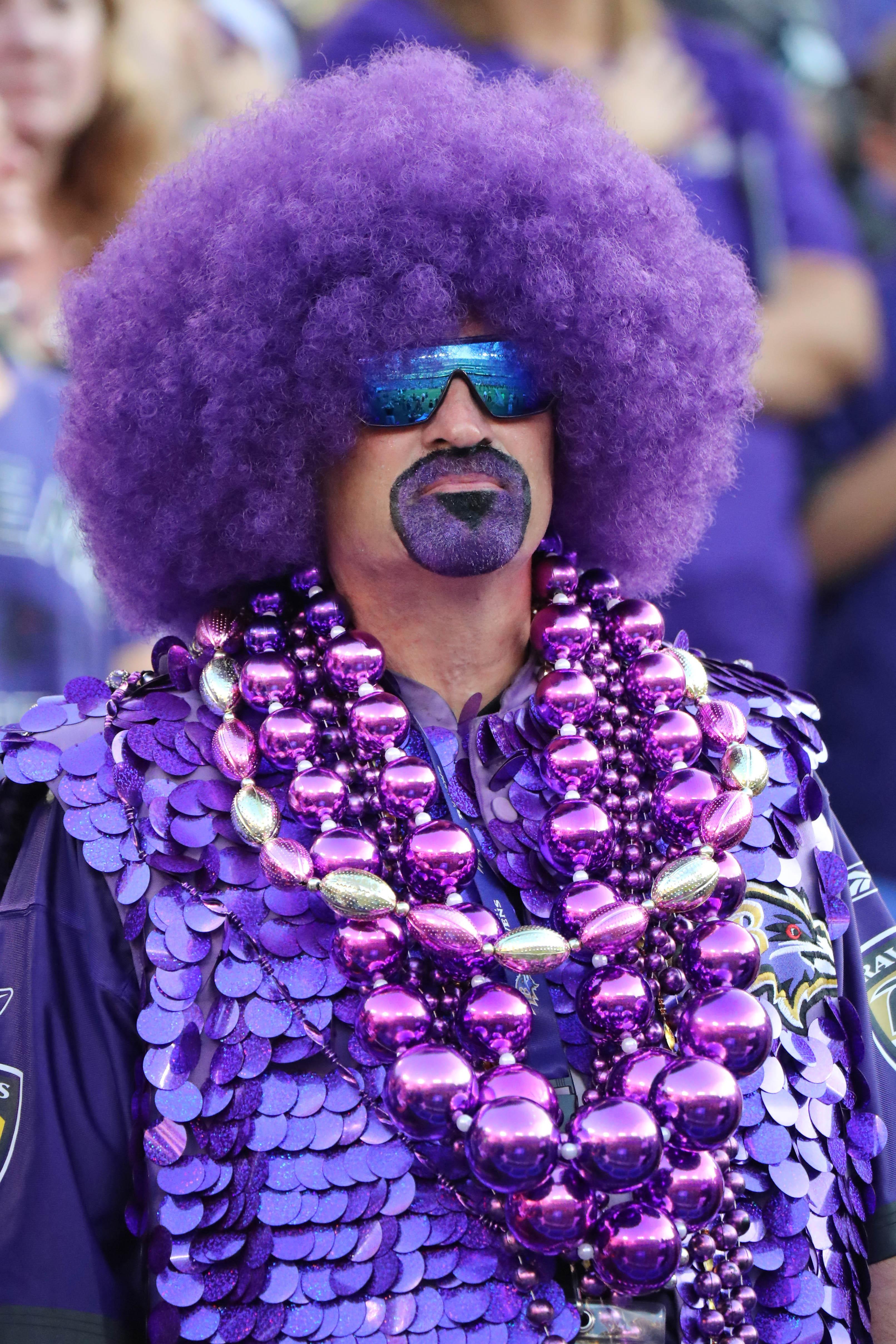 NFL: Preseason-Detroit Lions at Baltimore Ravens