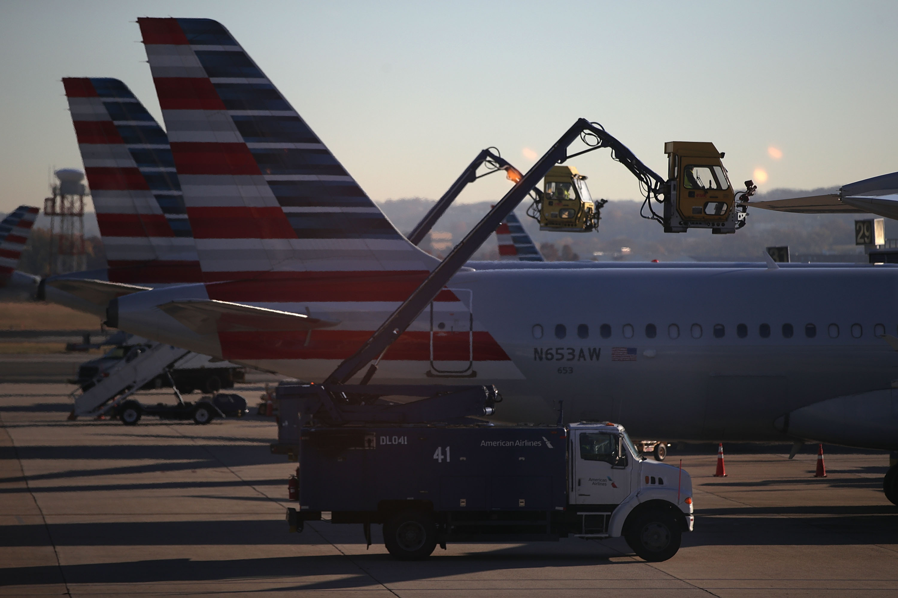 American Airlines gave its workers a raise. Wall Street freaked out.