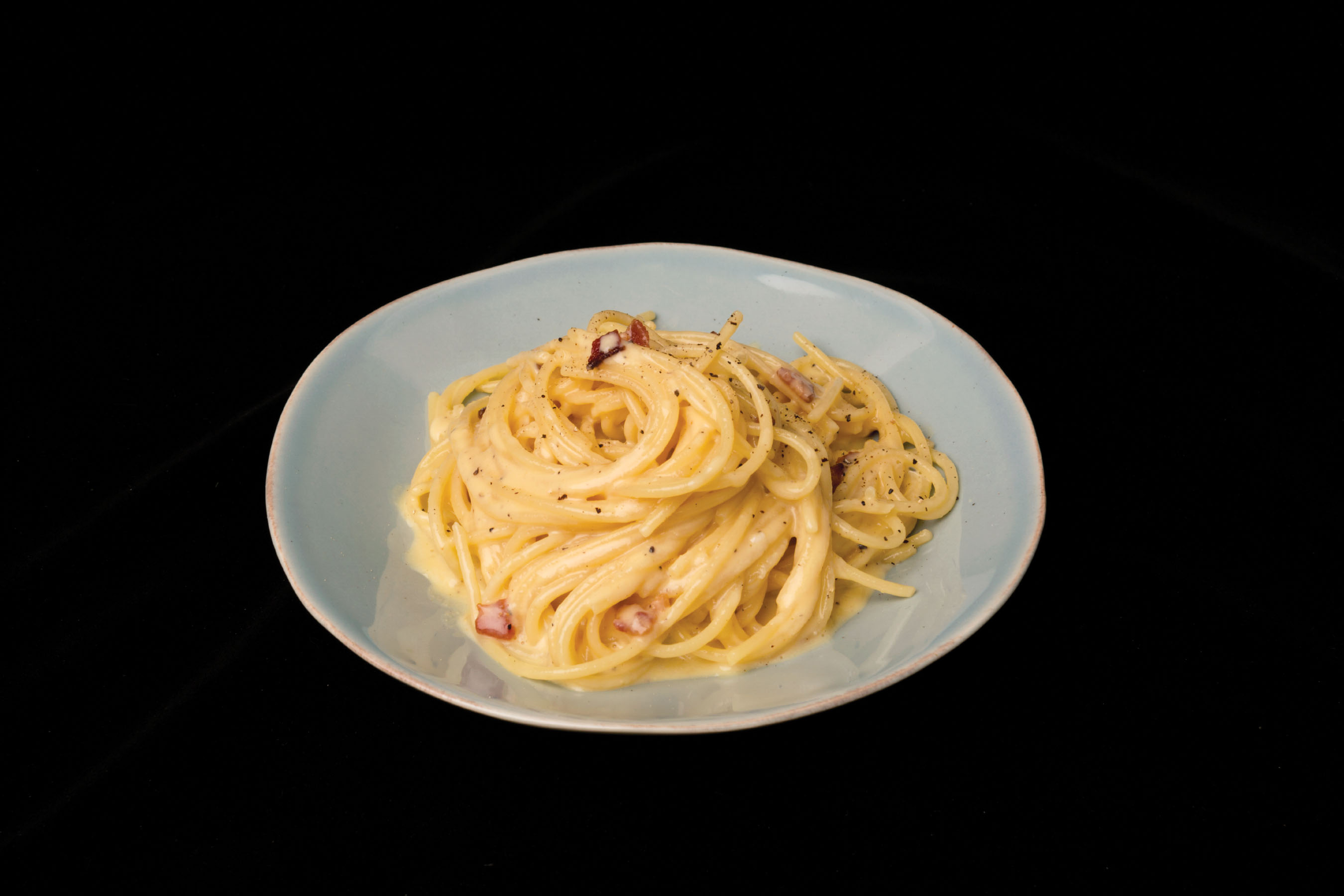 Recipe: A Perfect Carbonara from Lucky Peach's 'All About Eggs'