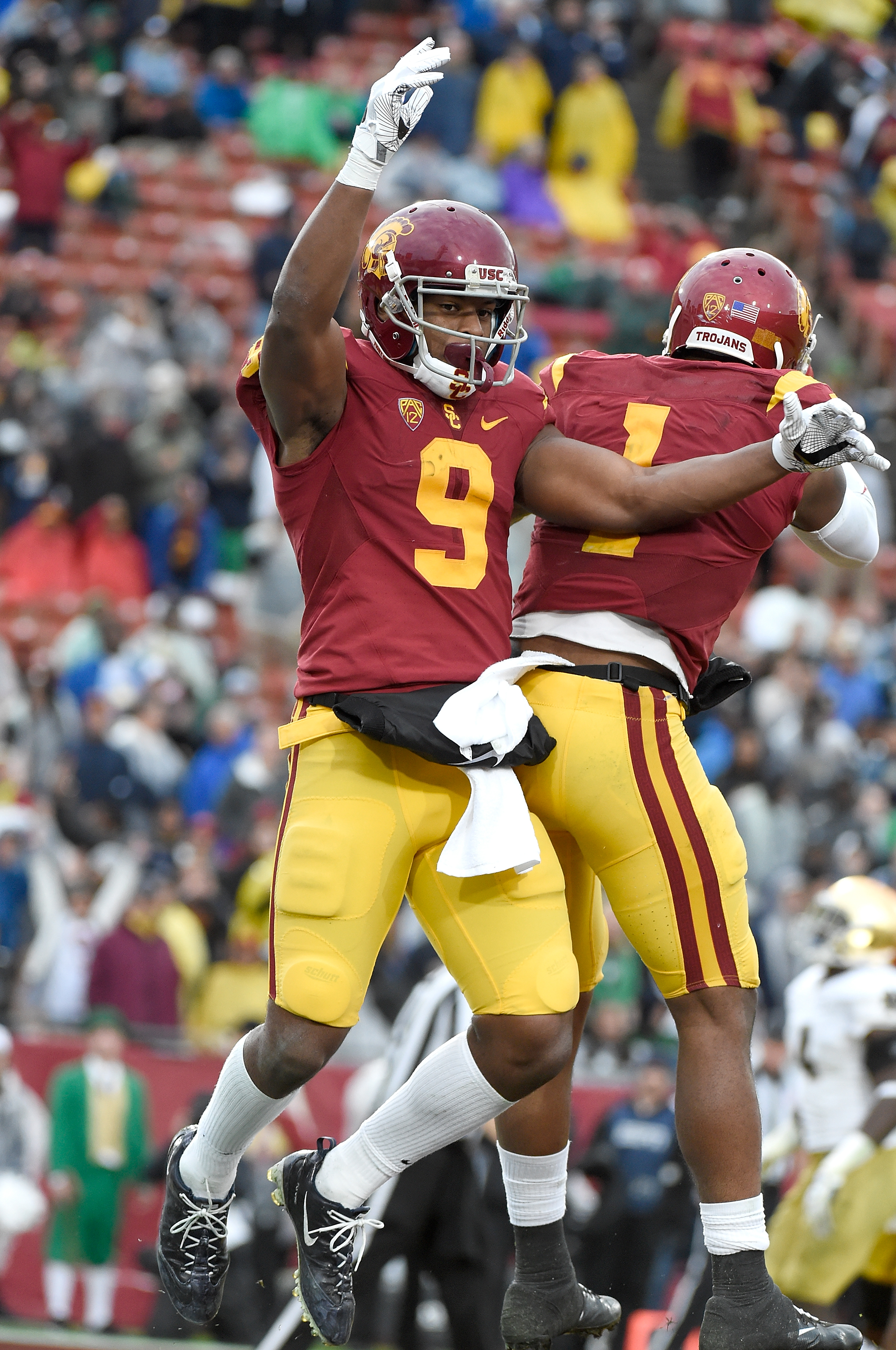 9dab6f3fe0e There are many reasons the Steelers drafted Juju Smith-Schuster in the 2nd  round