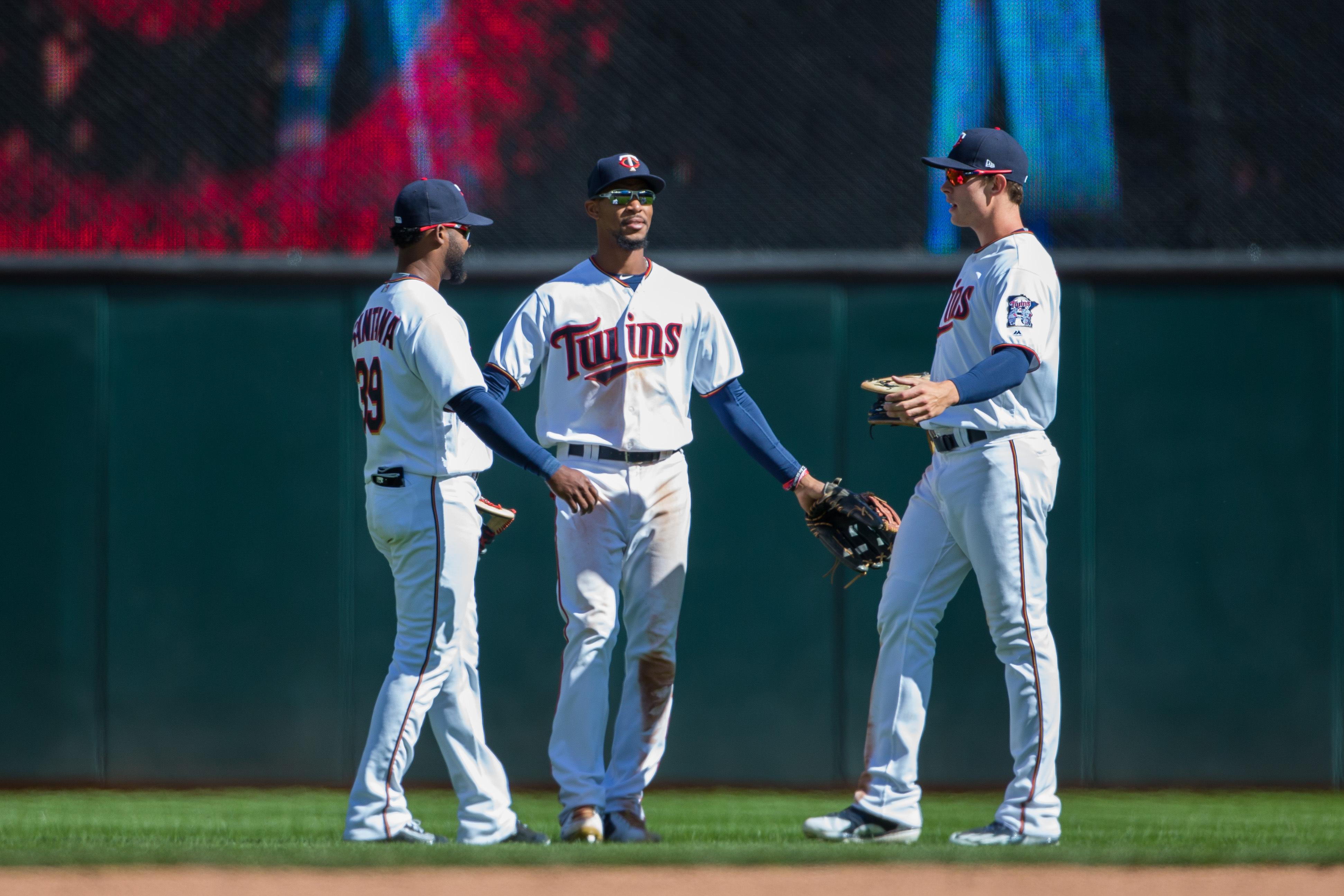 MLB: Kansas City Royals at Minnesota Twins