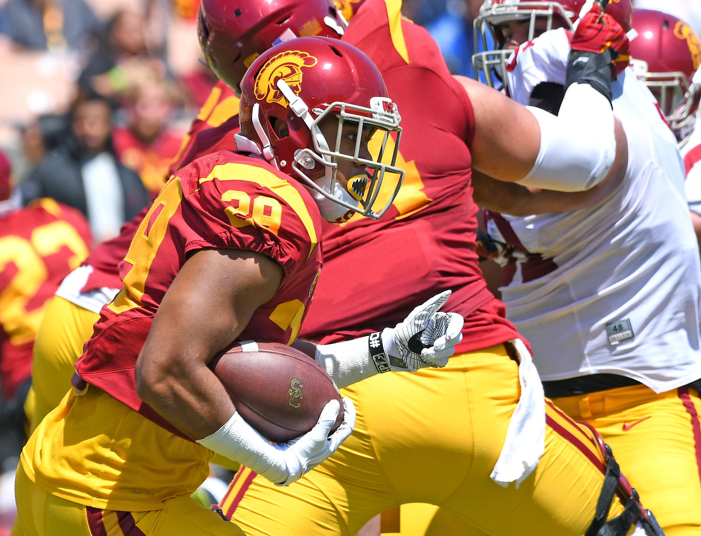 NCAA Football: Southern California Spring Game