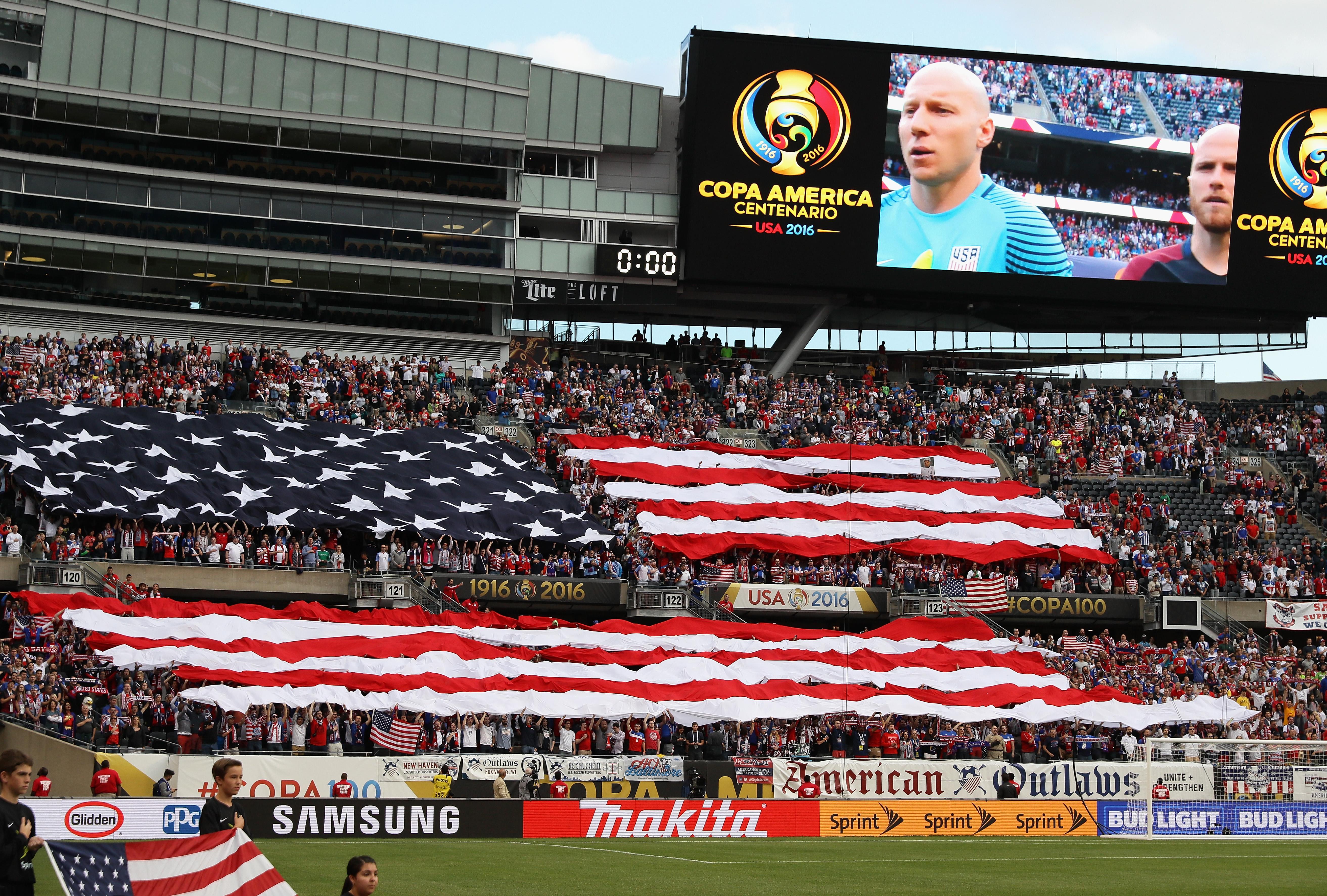 United States v Costa Rica: Group A - Copa America Centenario