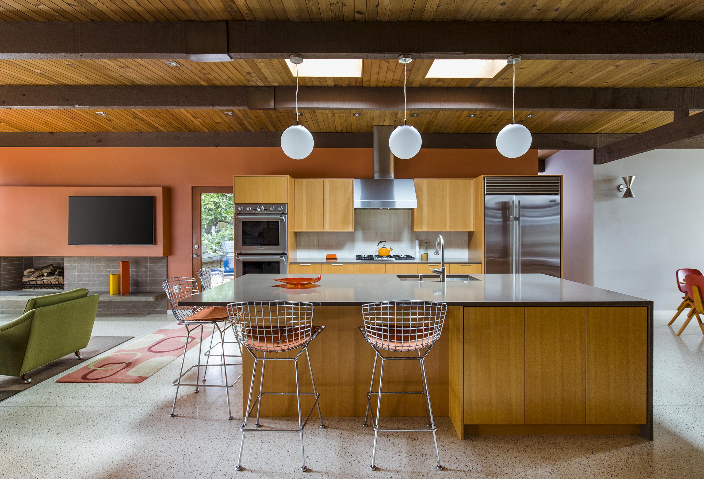 Remaking Midcentury Modern In Portland