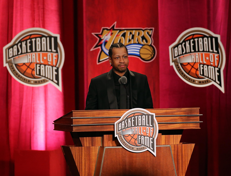 2016 Basketball Hall of Fame Enshrinement Ceremony