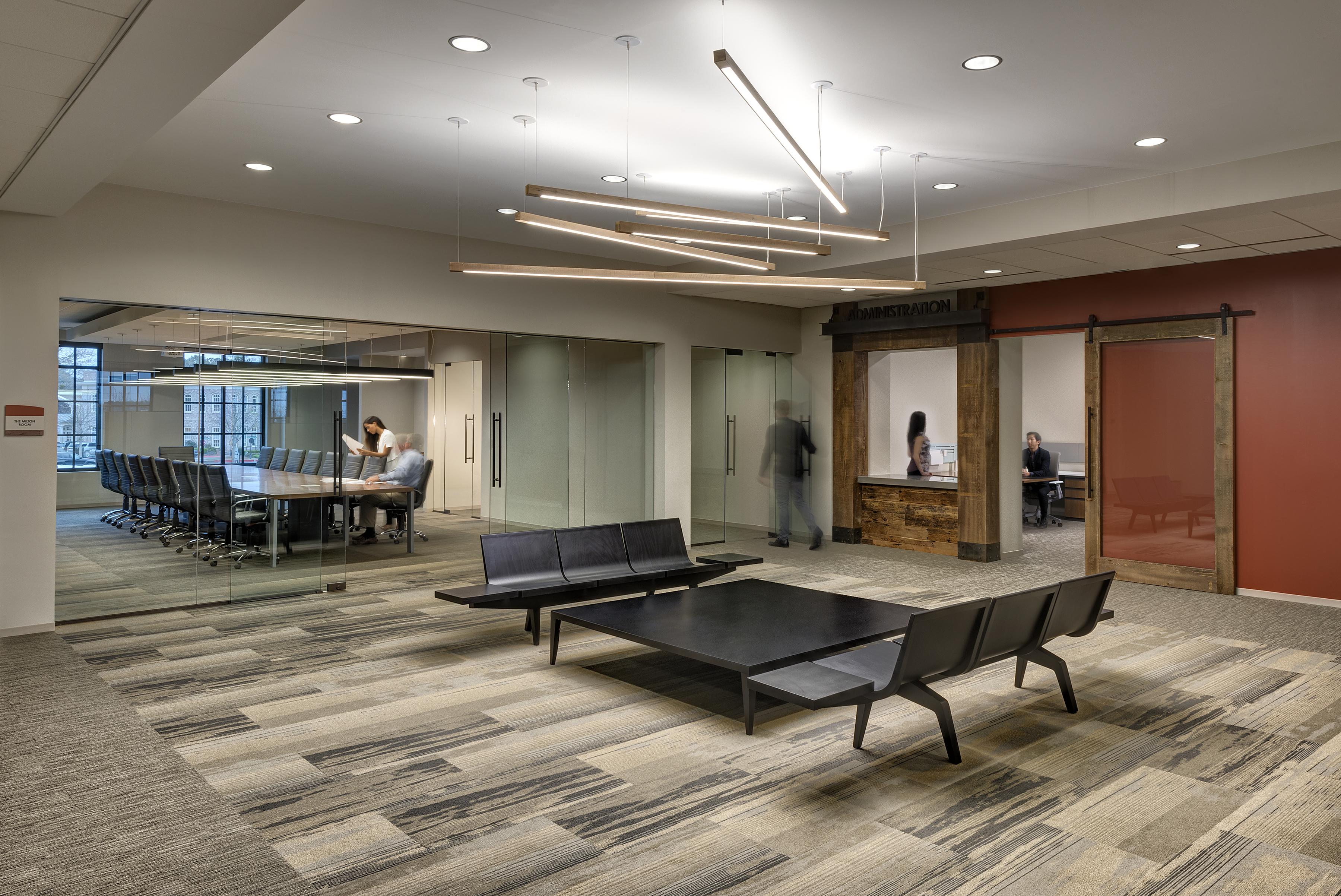 A look inside the brand new Milton City Hall north of Atlanta.
