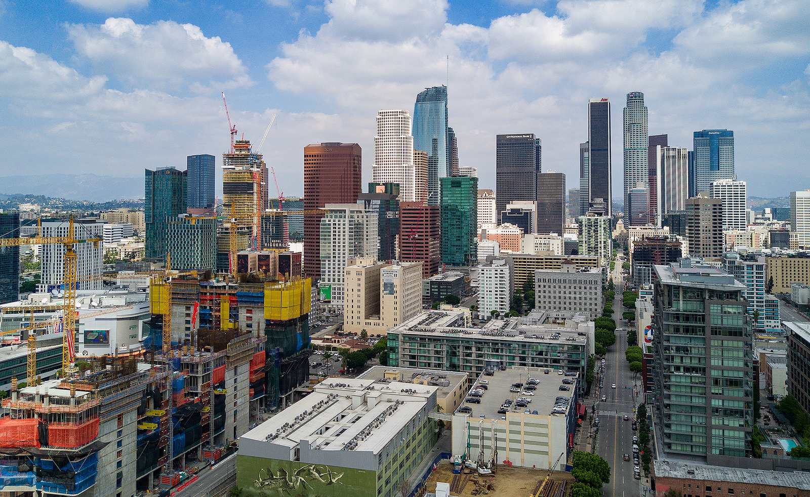 Downtown Los Angeles Curbed La