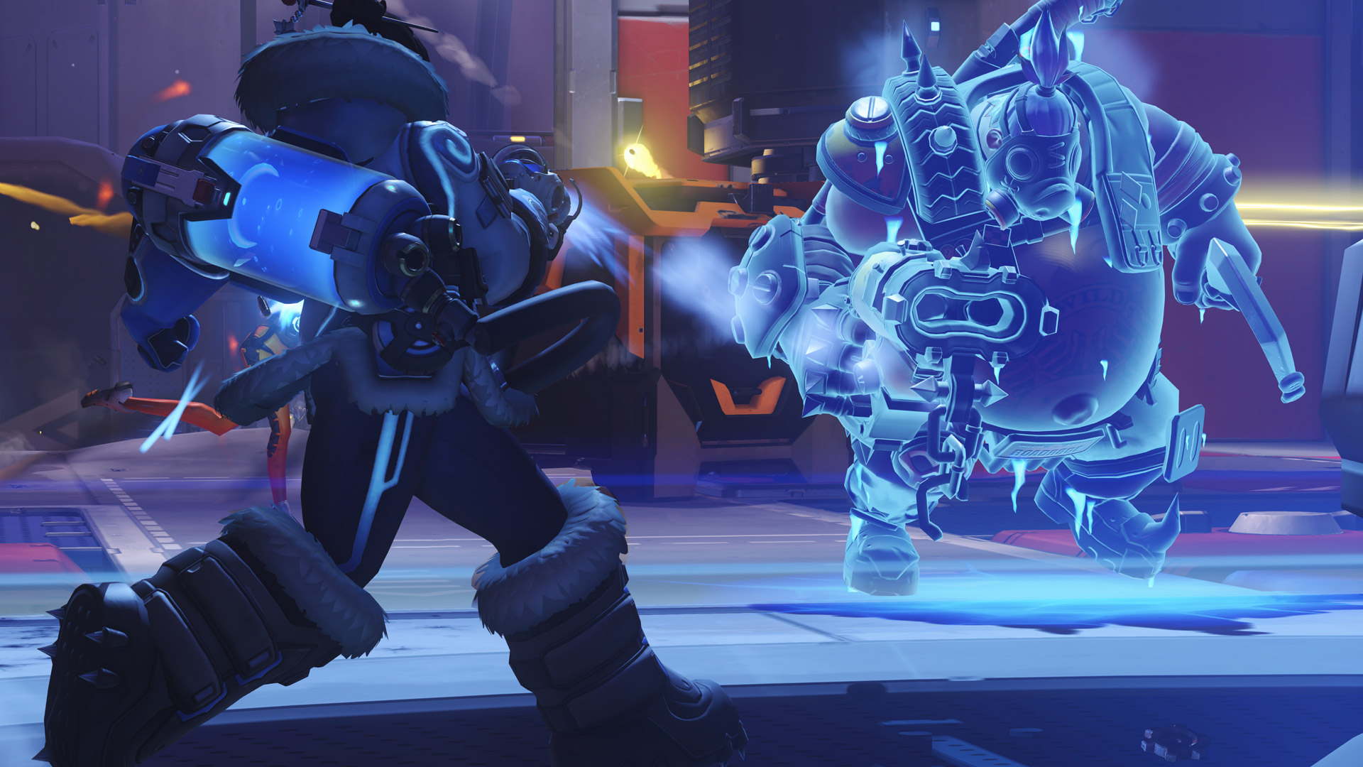 Overwatch's cutest voice line was a recording booth accident