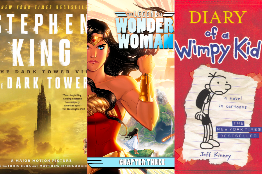Your summer reading list, courtesy of the movies