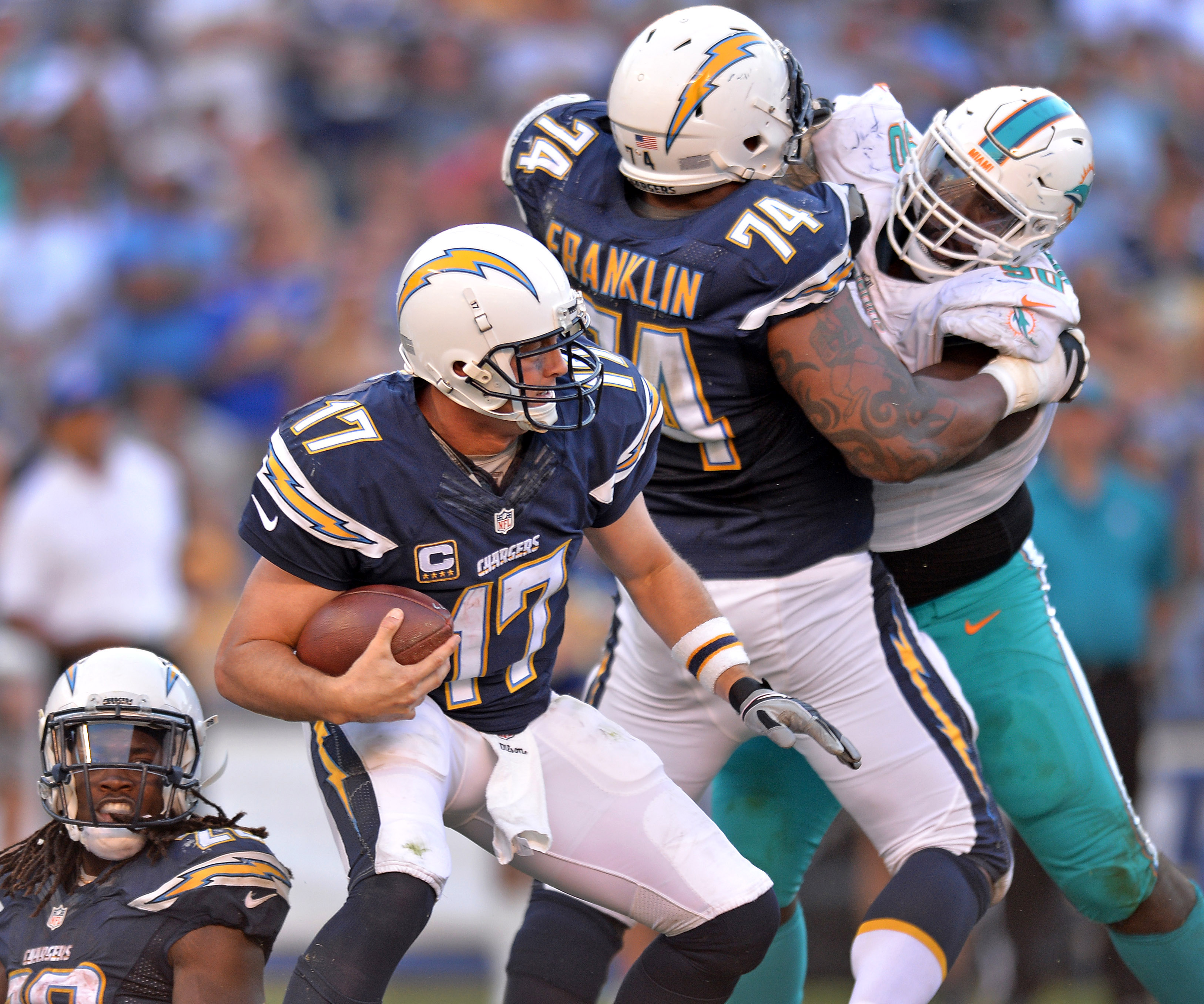 San Diego Chargers Chargers: Bolts From The Blue