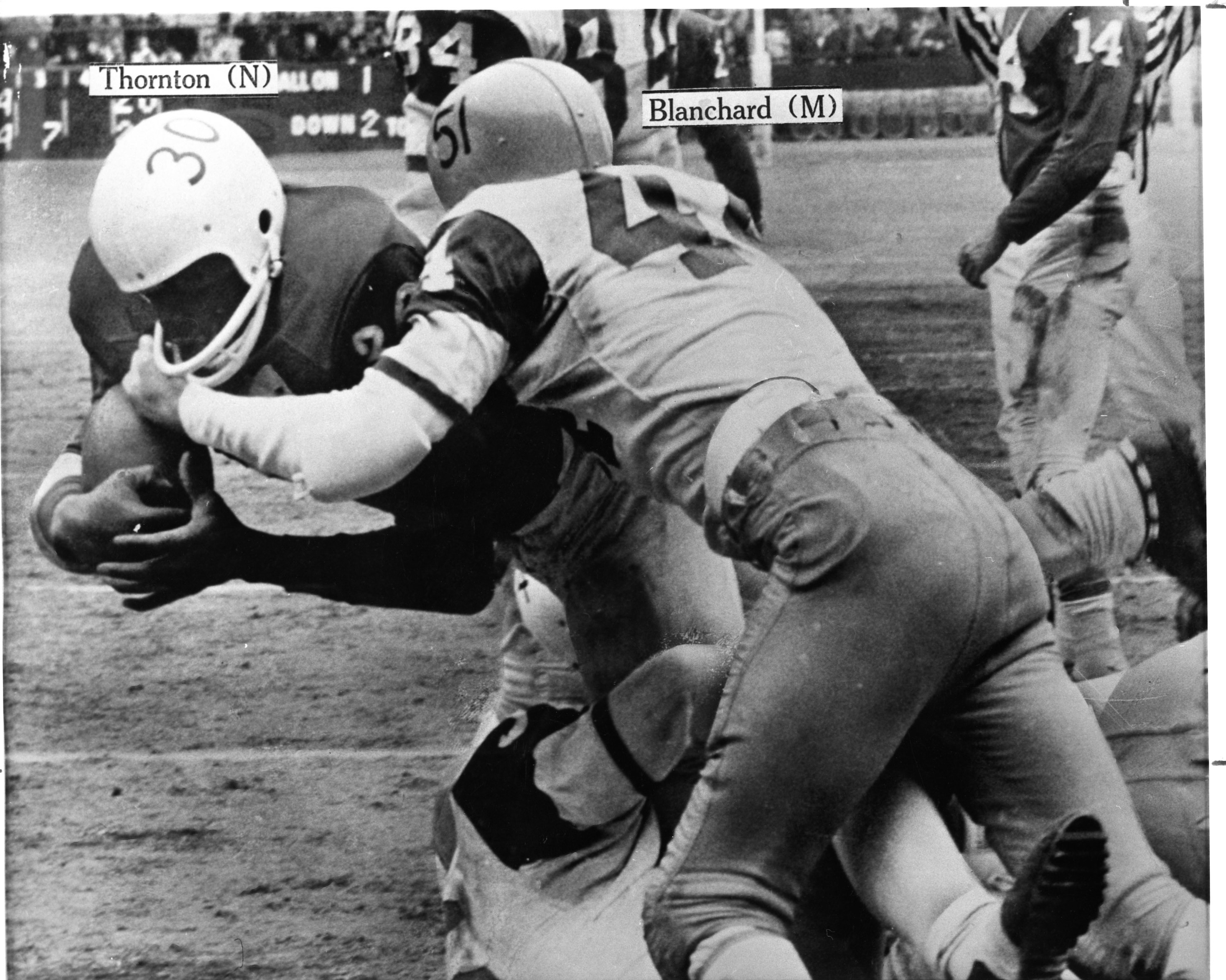Gotham Bowl 1962