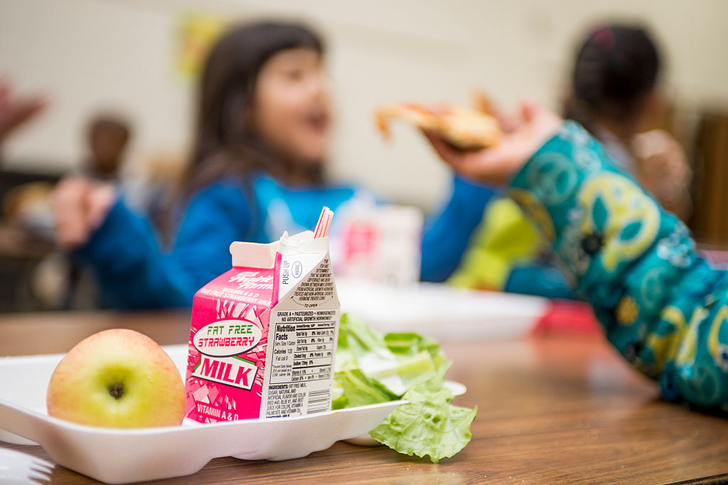 The Trump administration's tone-deaf school lunch move
