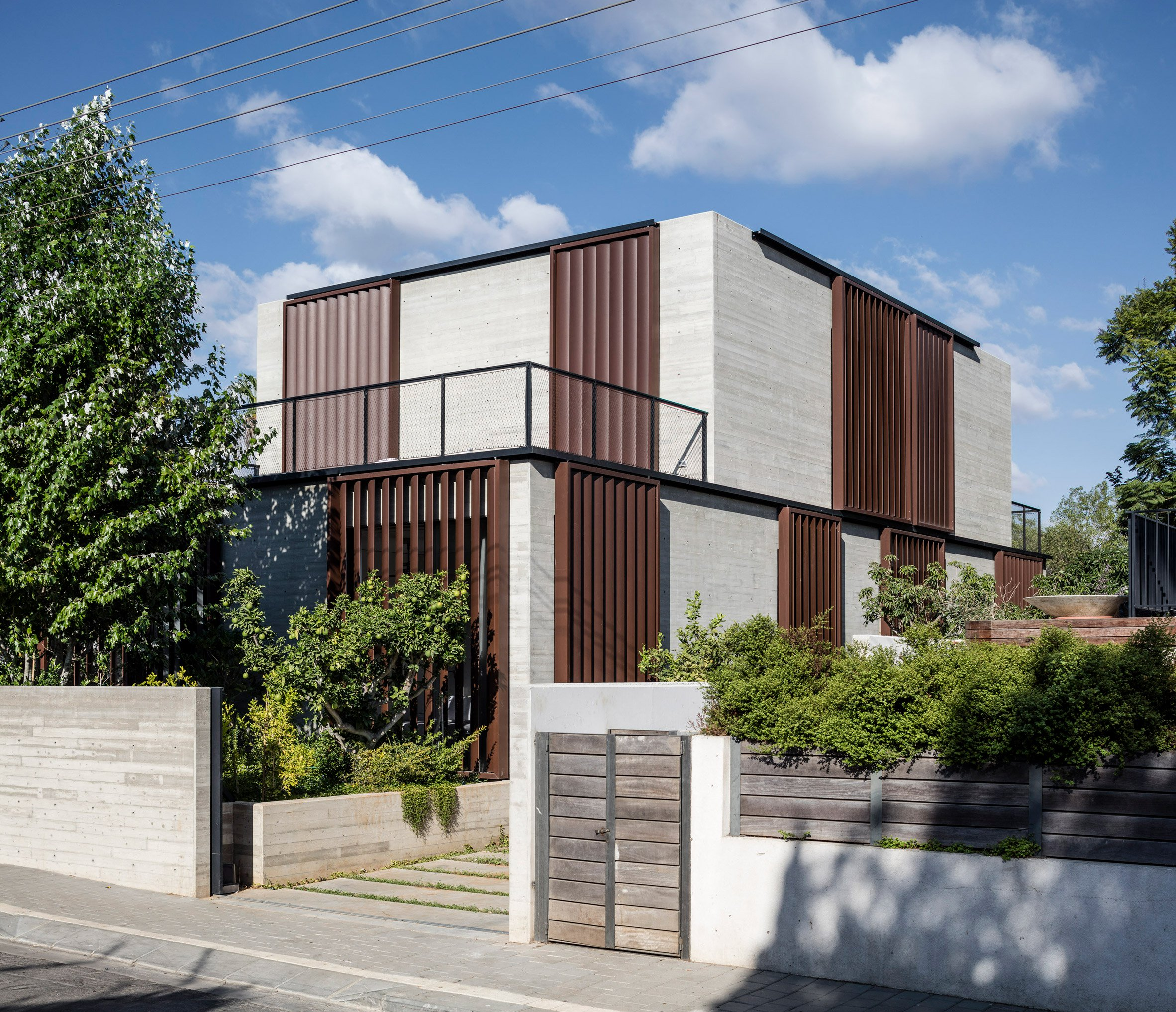 Concrete Homes - Curbed
